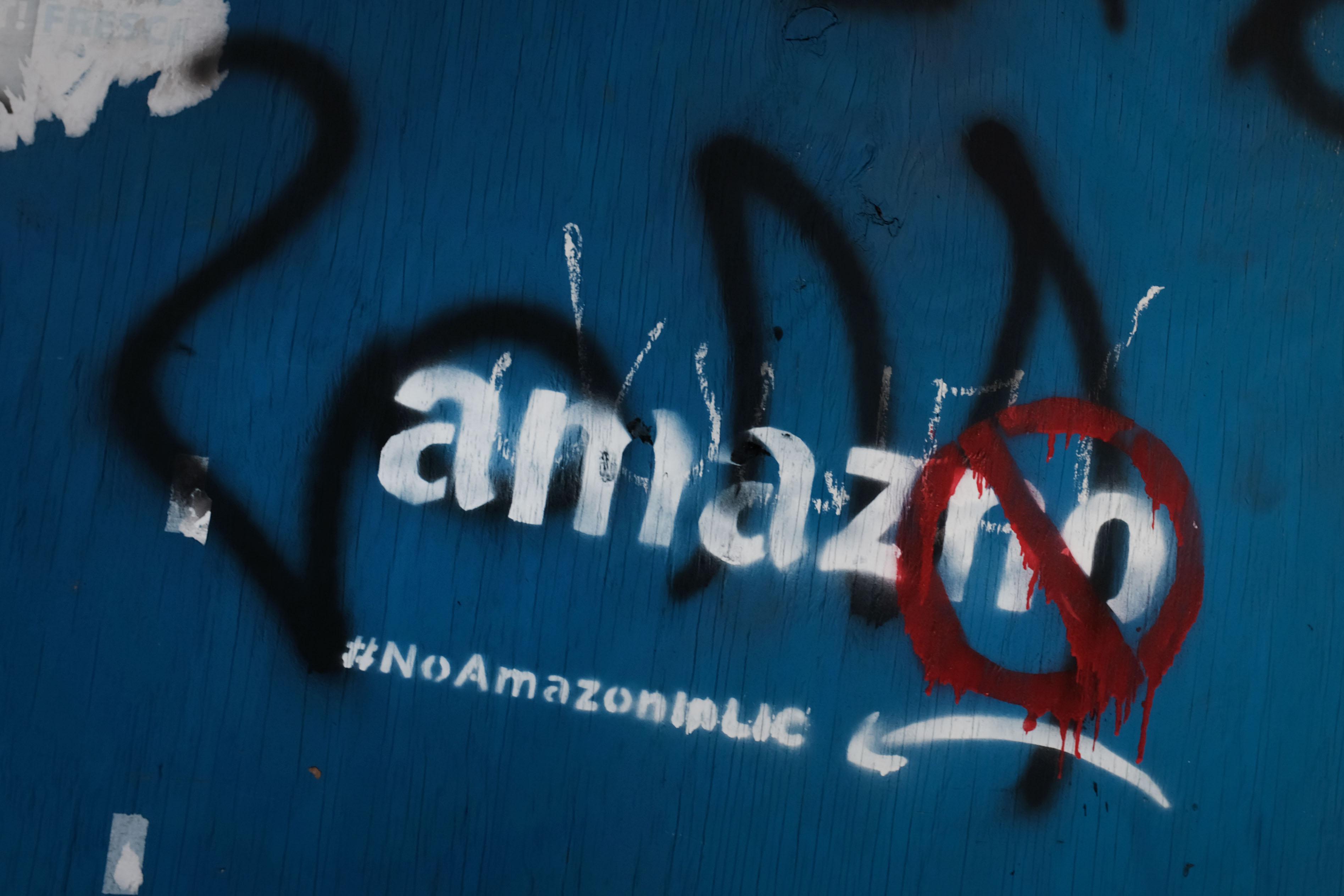 Amazon Reportedly Reconsidering Long Island City Headquarters