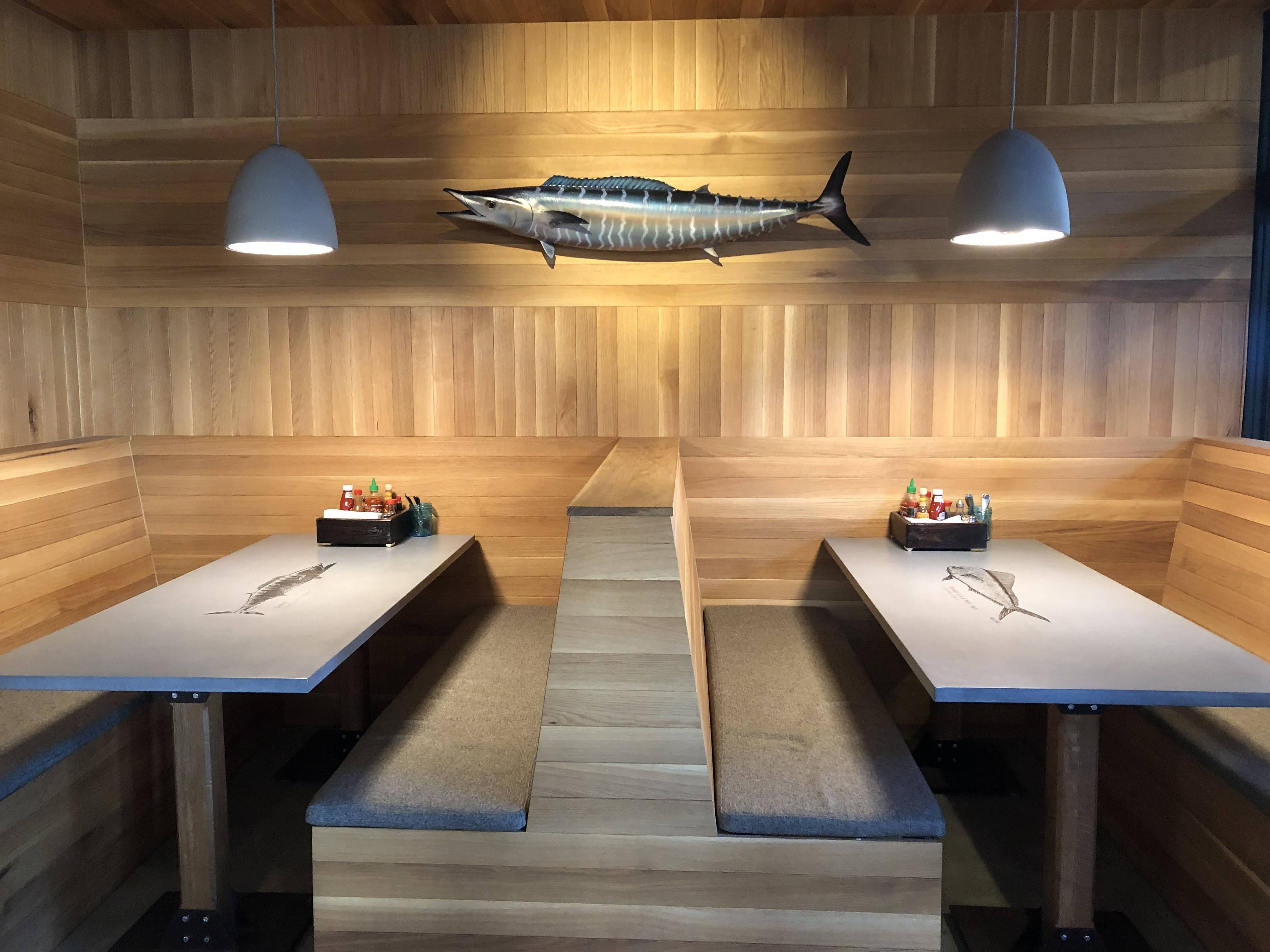 Blue Water Seafood Drops Anchor in Ocean Beach