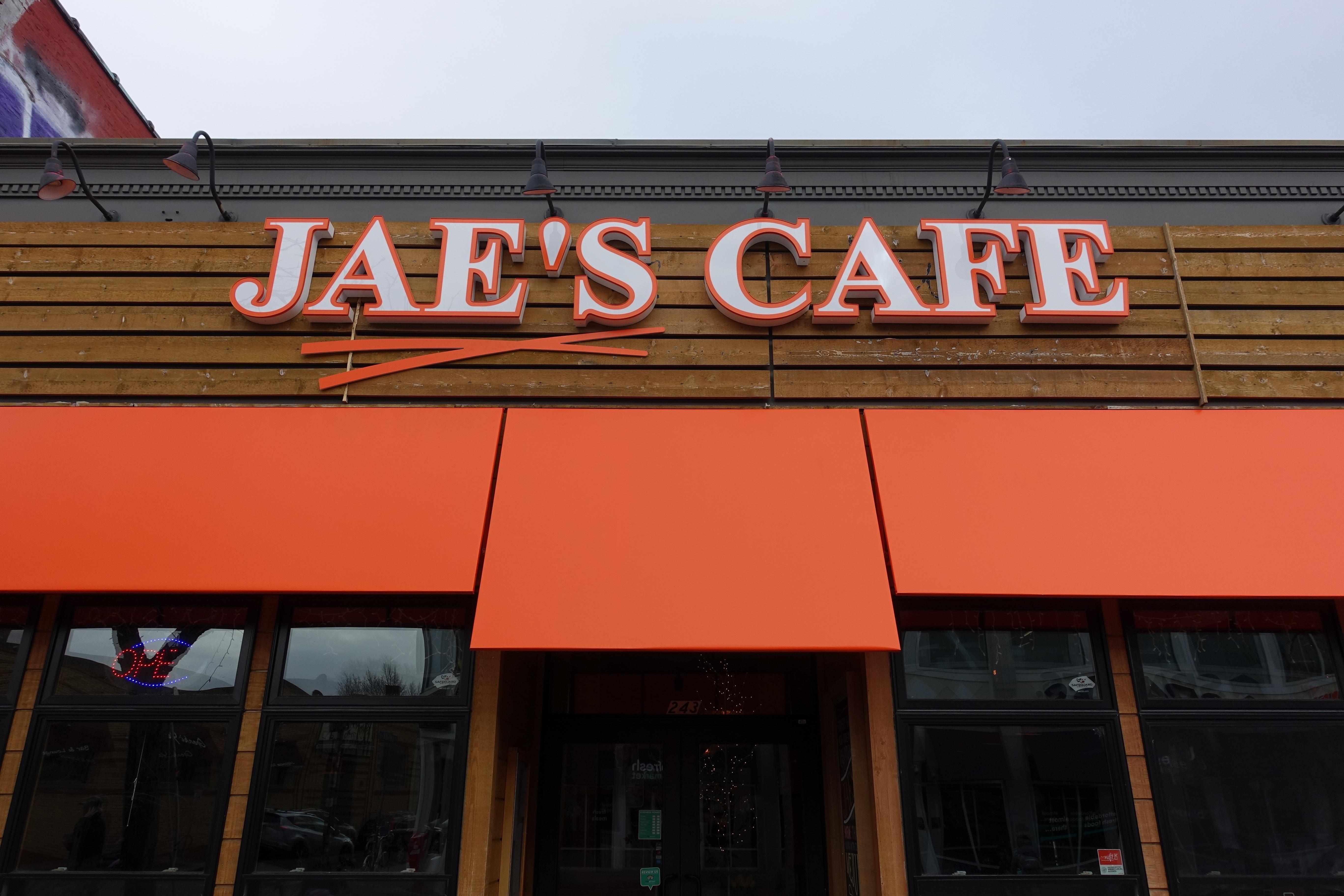 jae's cafe