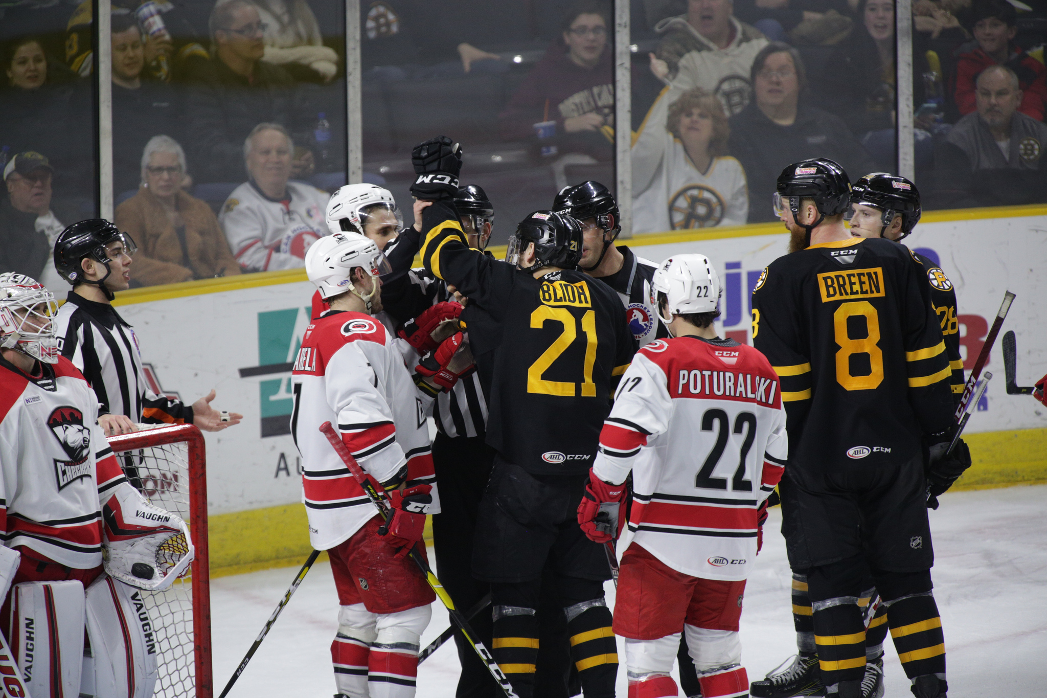 474f8d5e2 Providence Bruins Weekend Recap 2 15 - 2 17 - Stanley Cup of Chowder
