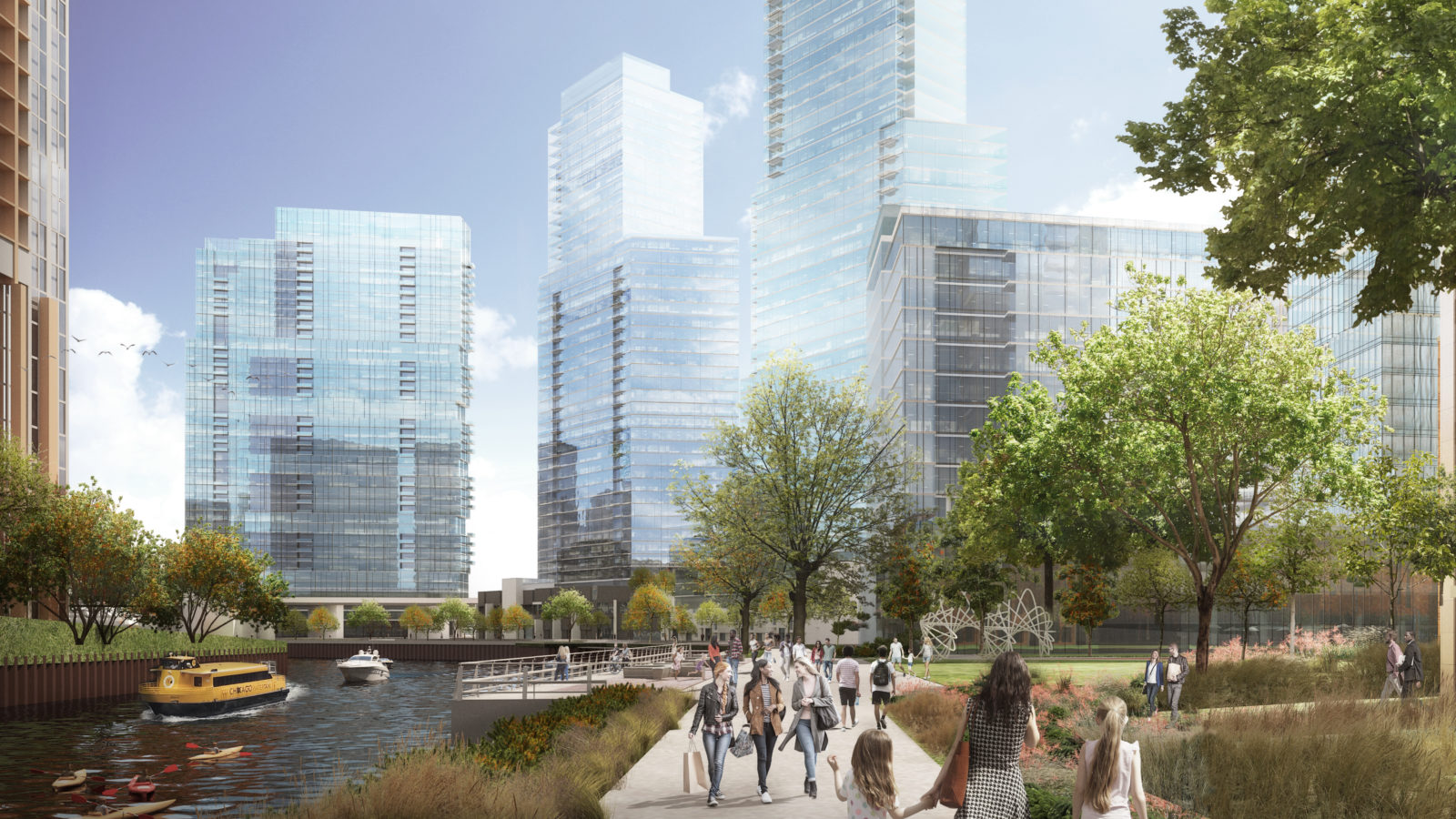 Tribune Media looks to sell massive 'River District' development site