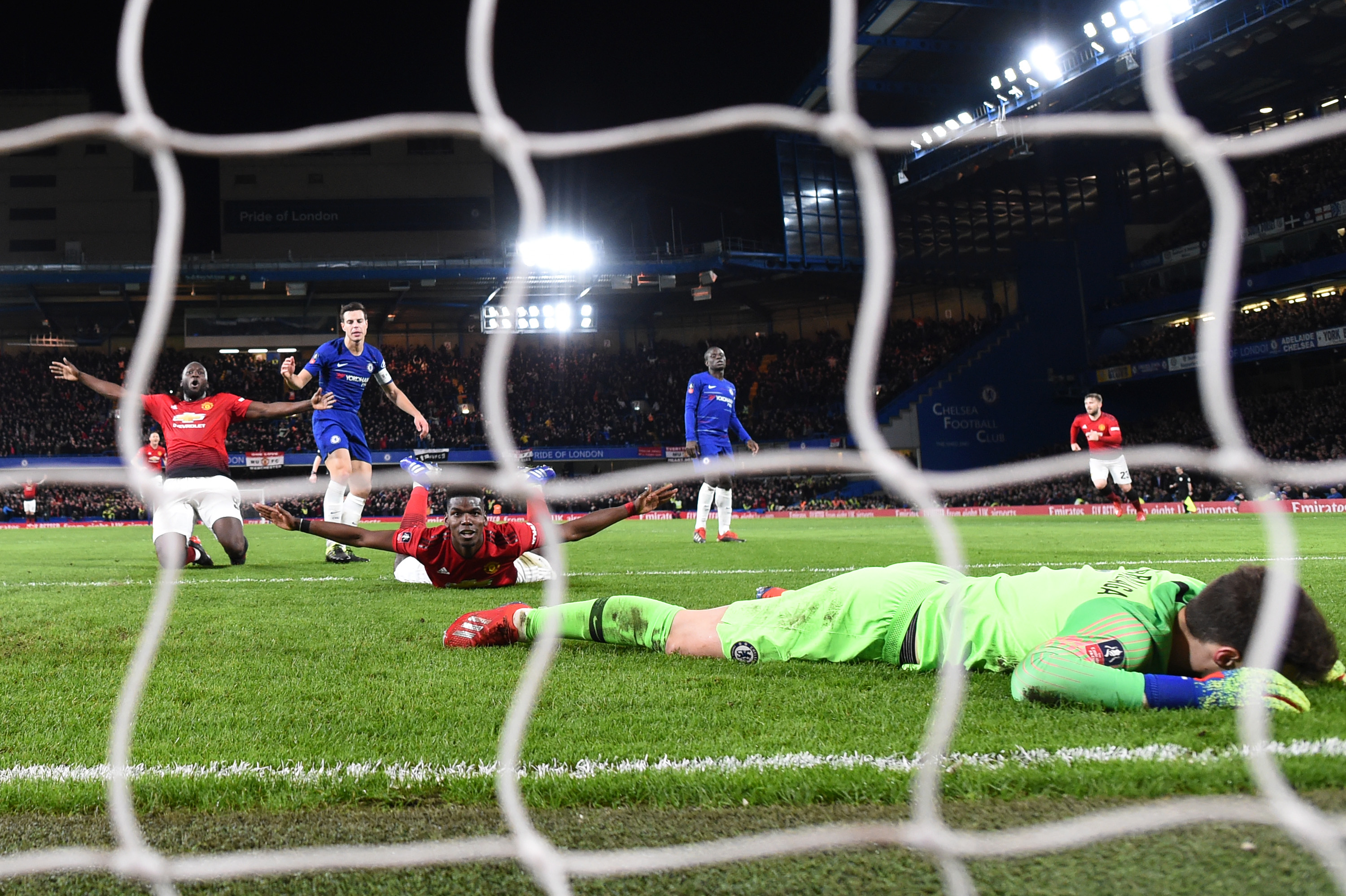 Chelsea 0-2 Manchester United, FA Cup: Post-match reaction