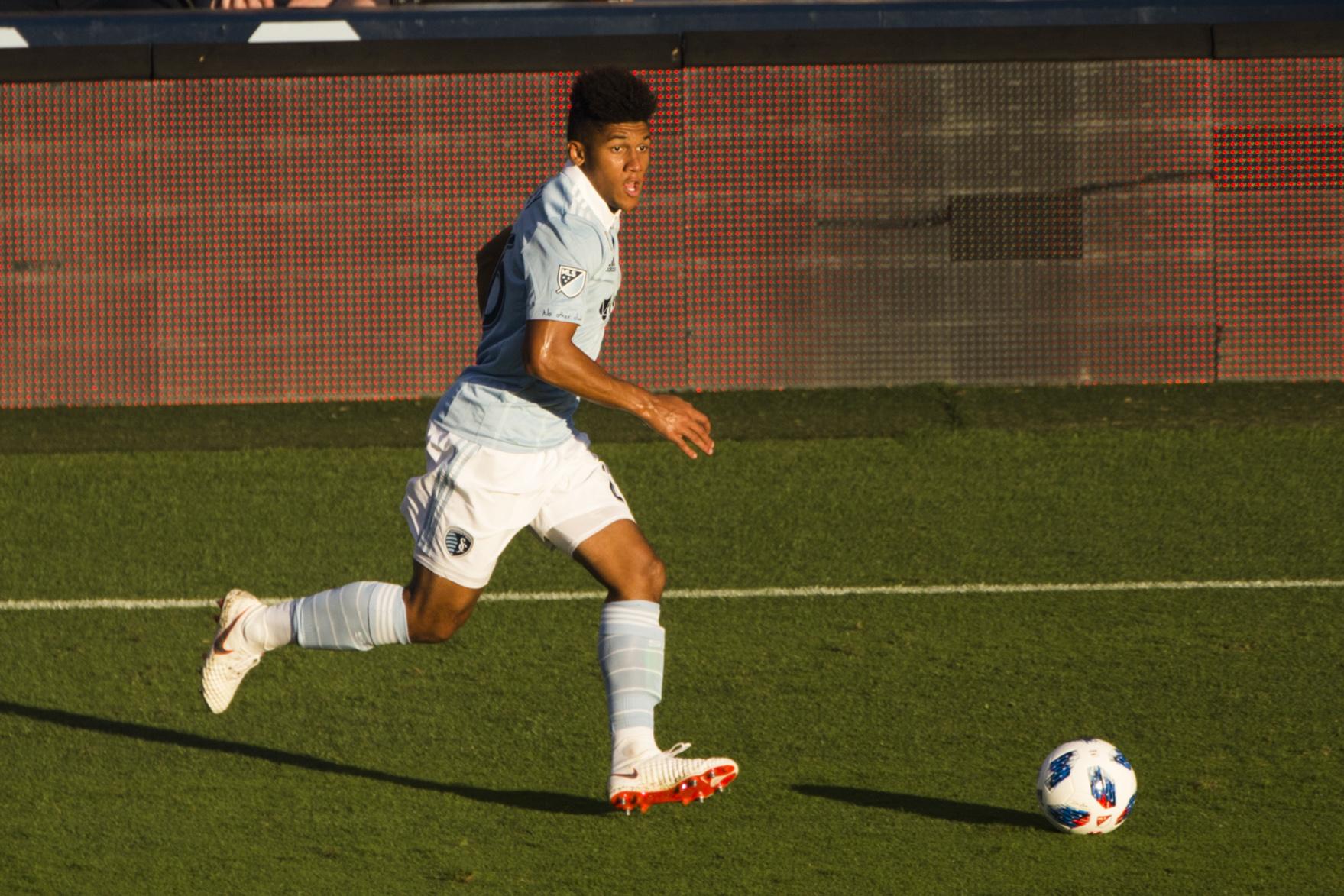 MLS: Houston Dynamo at Sporting KC