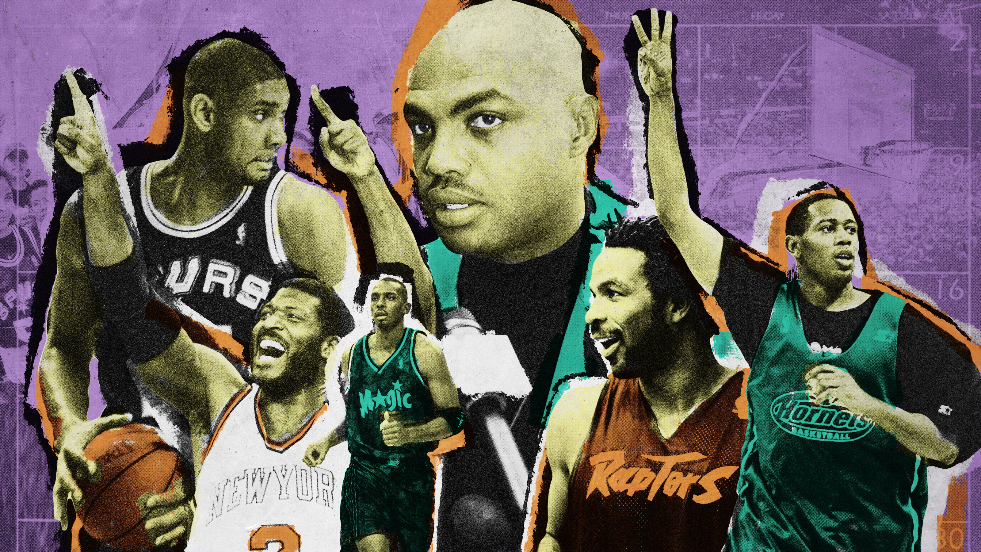 """An Unmitigated Disaster""  An Oral History of the Lockout-Shortened 1999 NBA  Season 538581bc1"