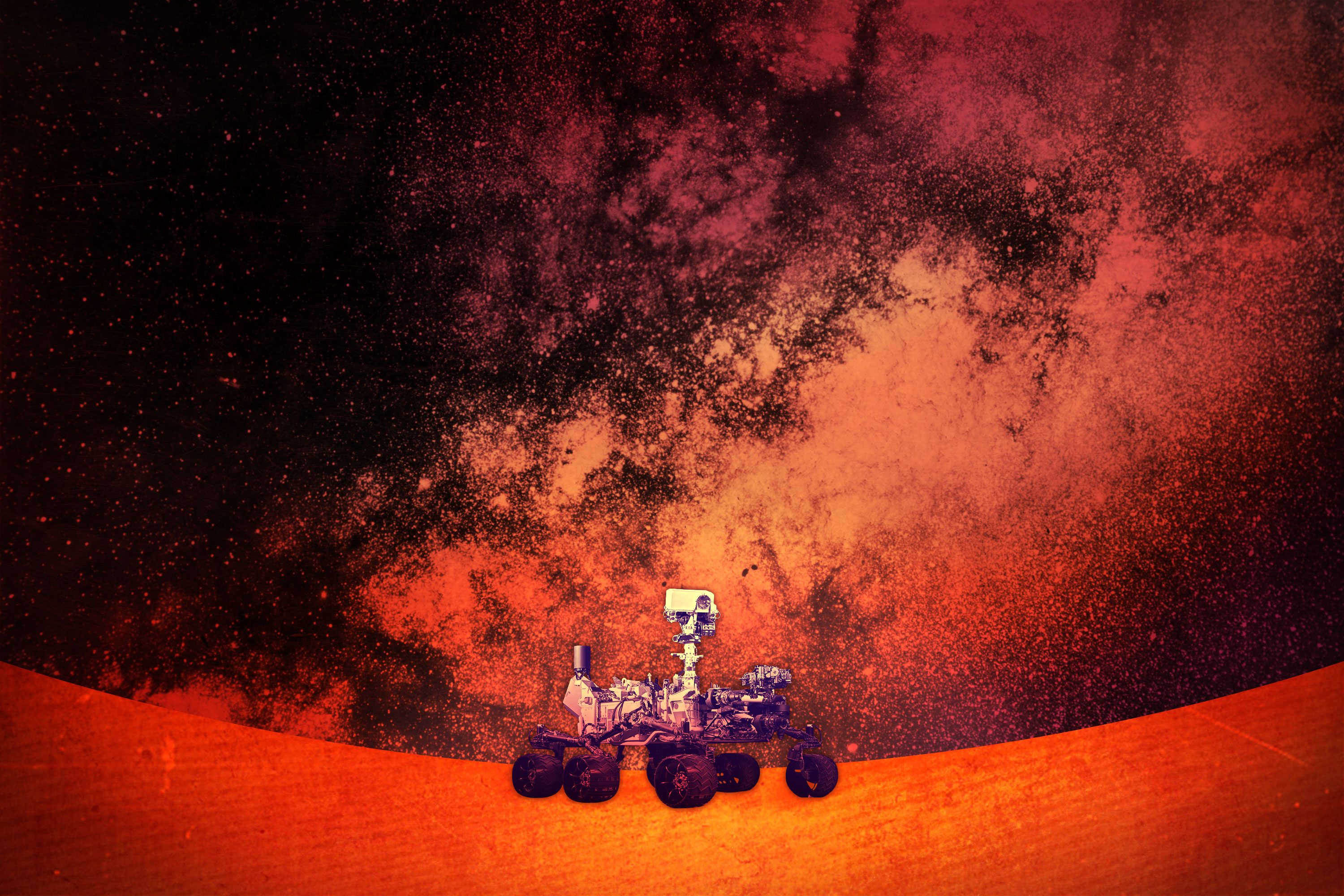 did the mars rover say my battery is low - photo #47