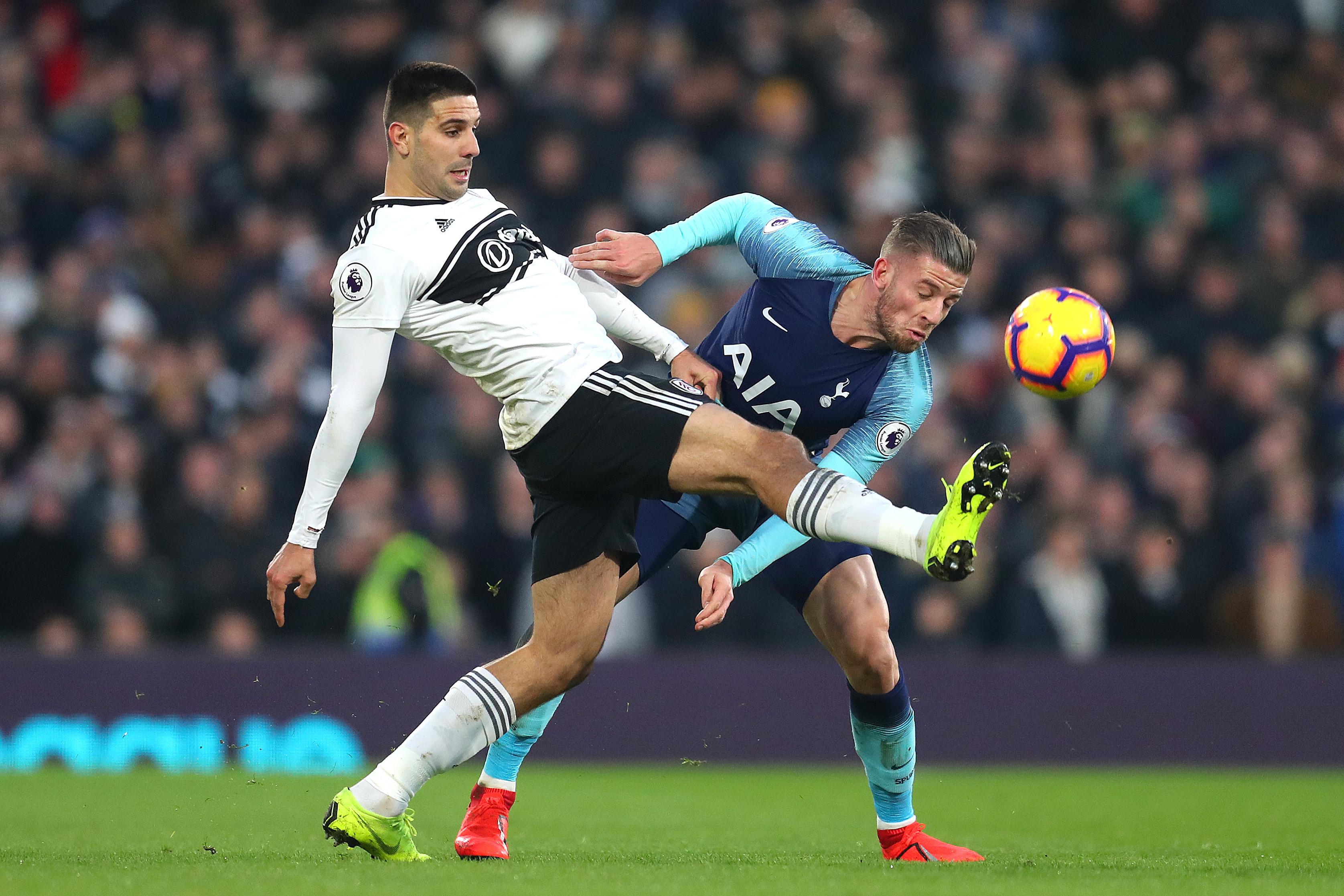 Fulham FC v Tottenham Hotspur - Premier League