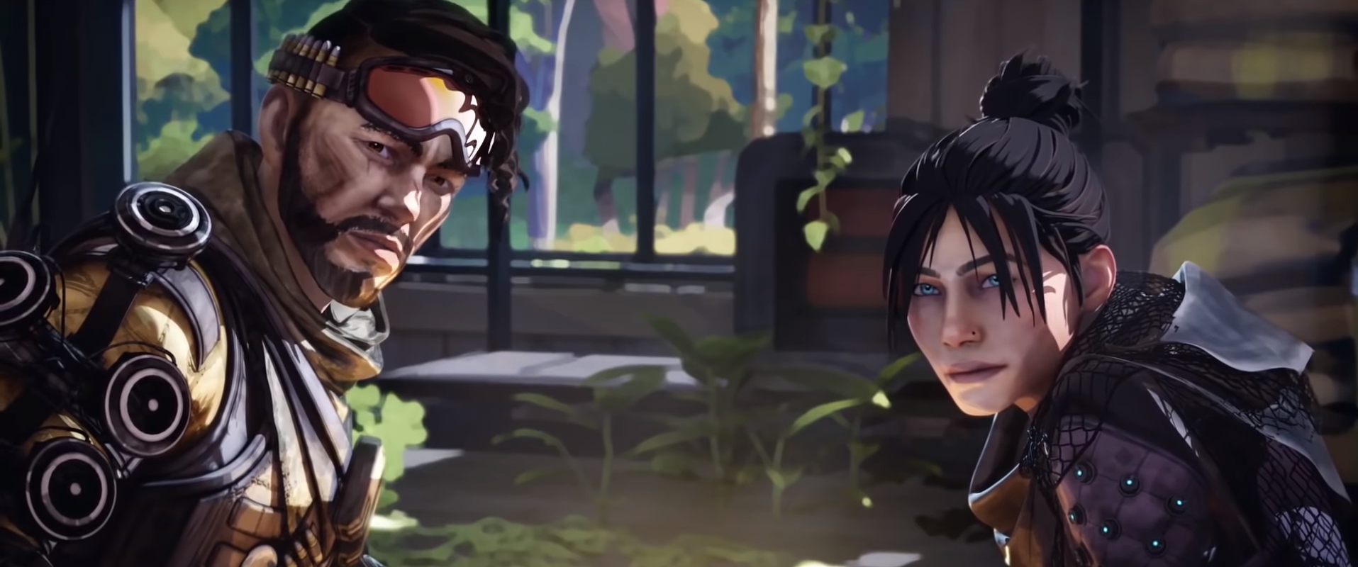 Apex Legends patch makes sure Caustic and Mirage are no longer crashing games
