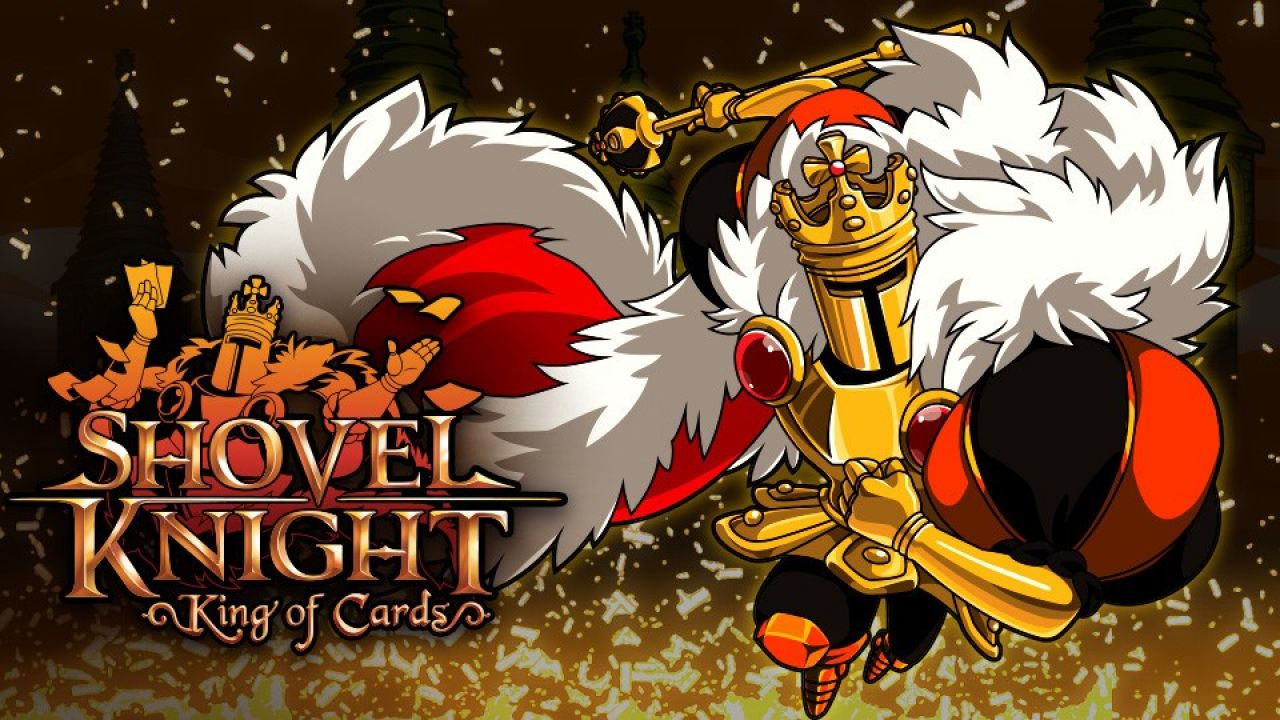 Shovel Knight: King of Cards artwork