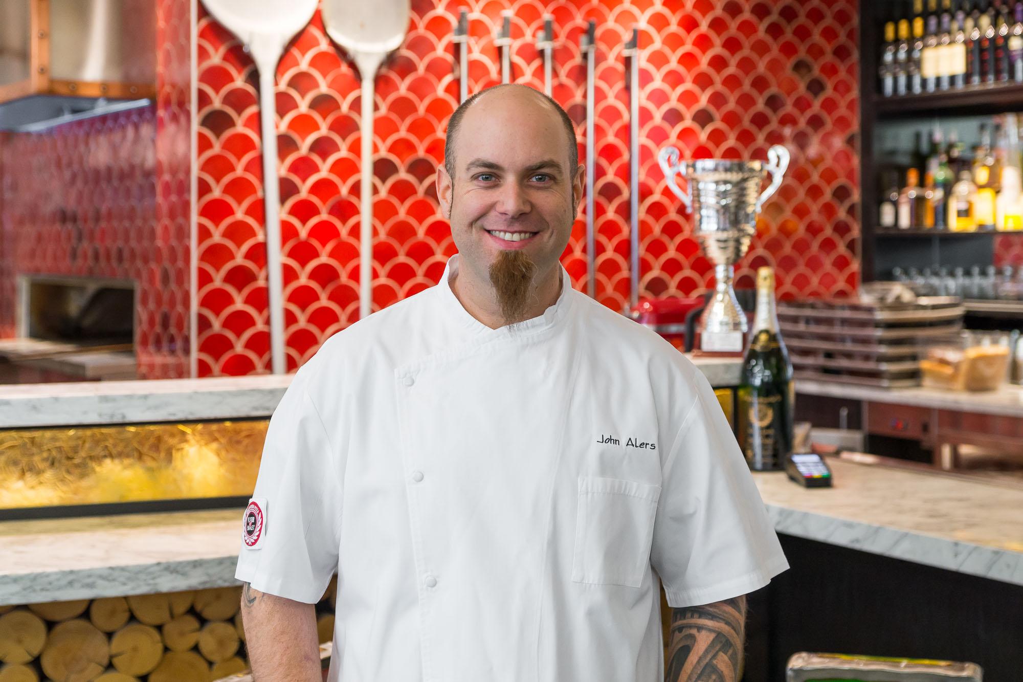 Flour & Barley's John Alers Shares His Favorite Las Vegas Restaurants