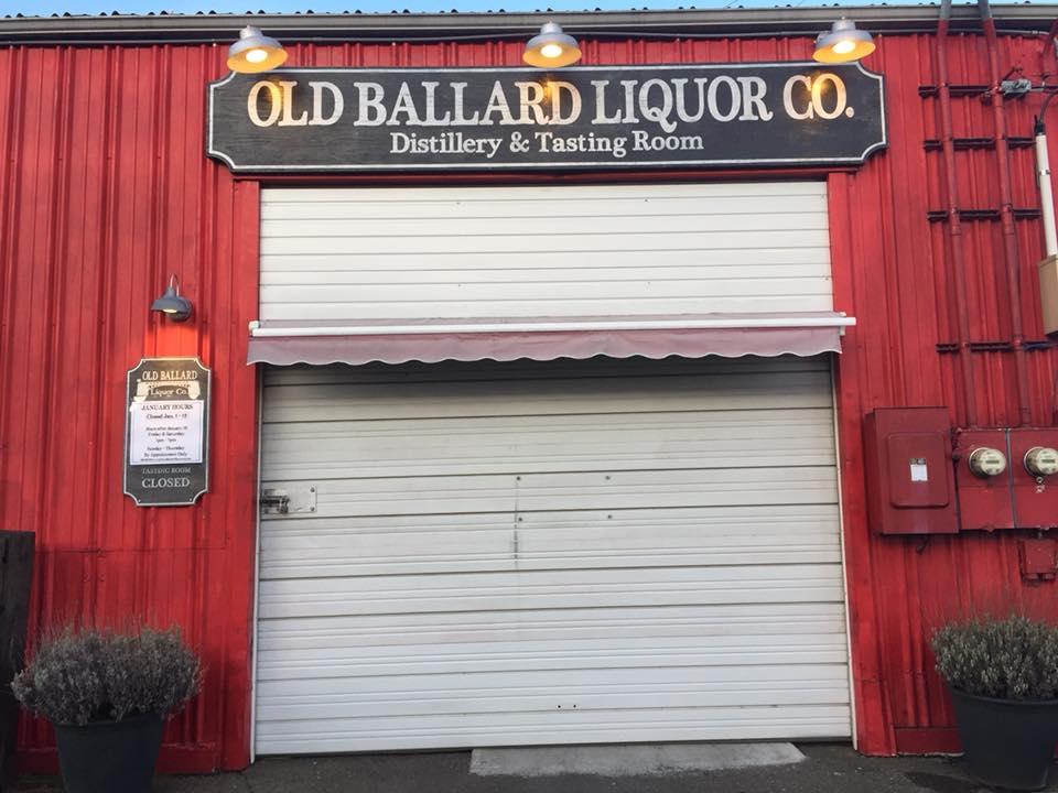 Ballard's Distillery Turned Nordic Bar Has Closed Its Doors