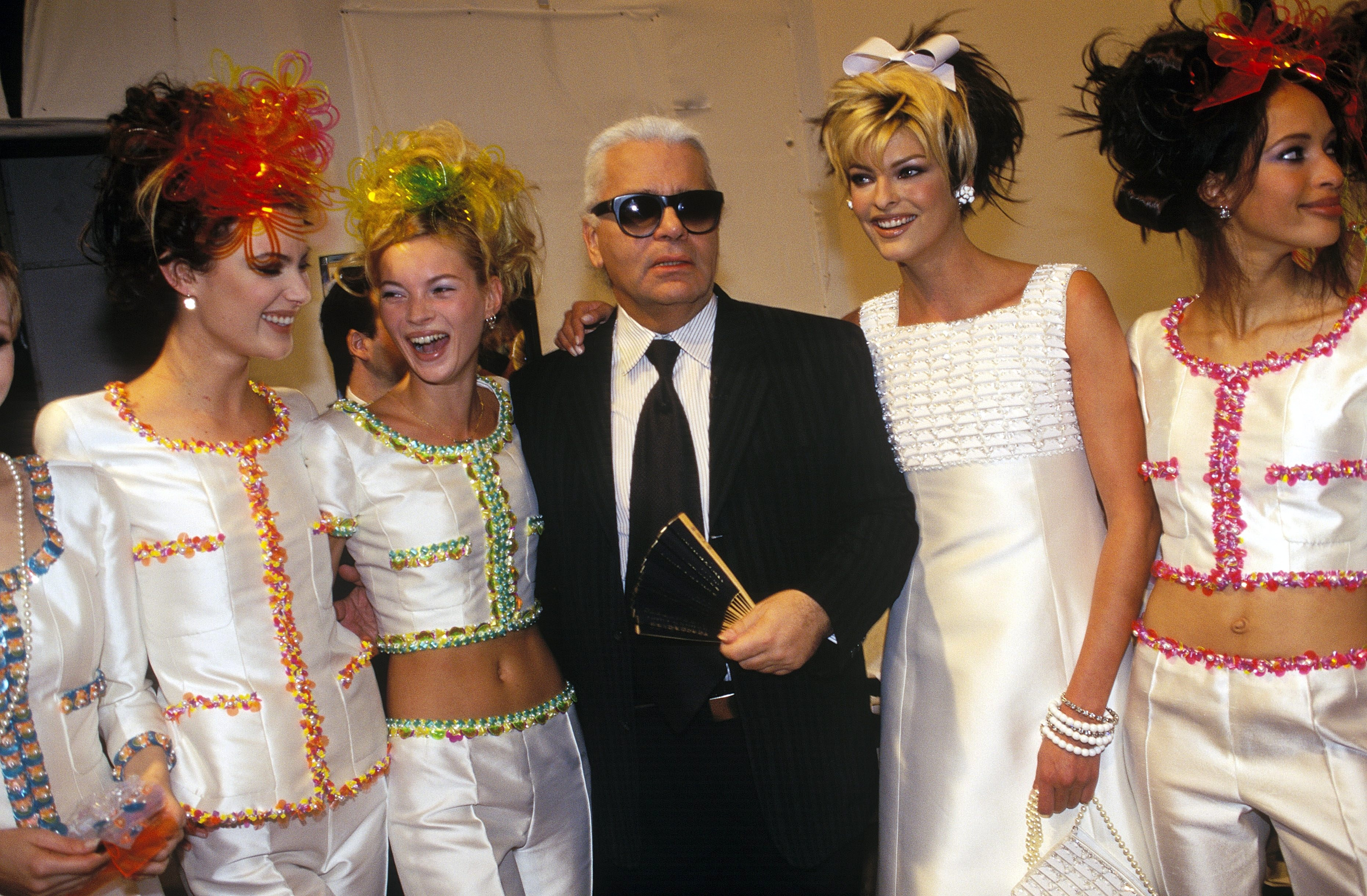 Karl Lagerfeld's long history of disparaging fat women