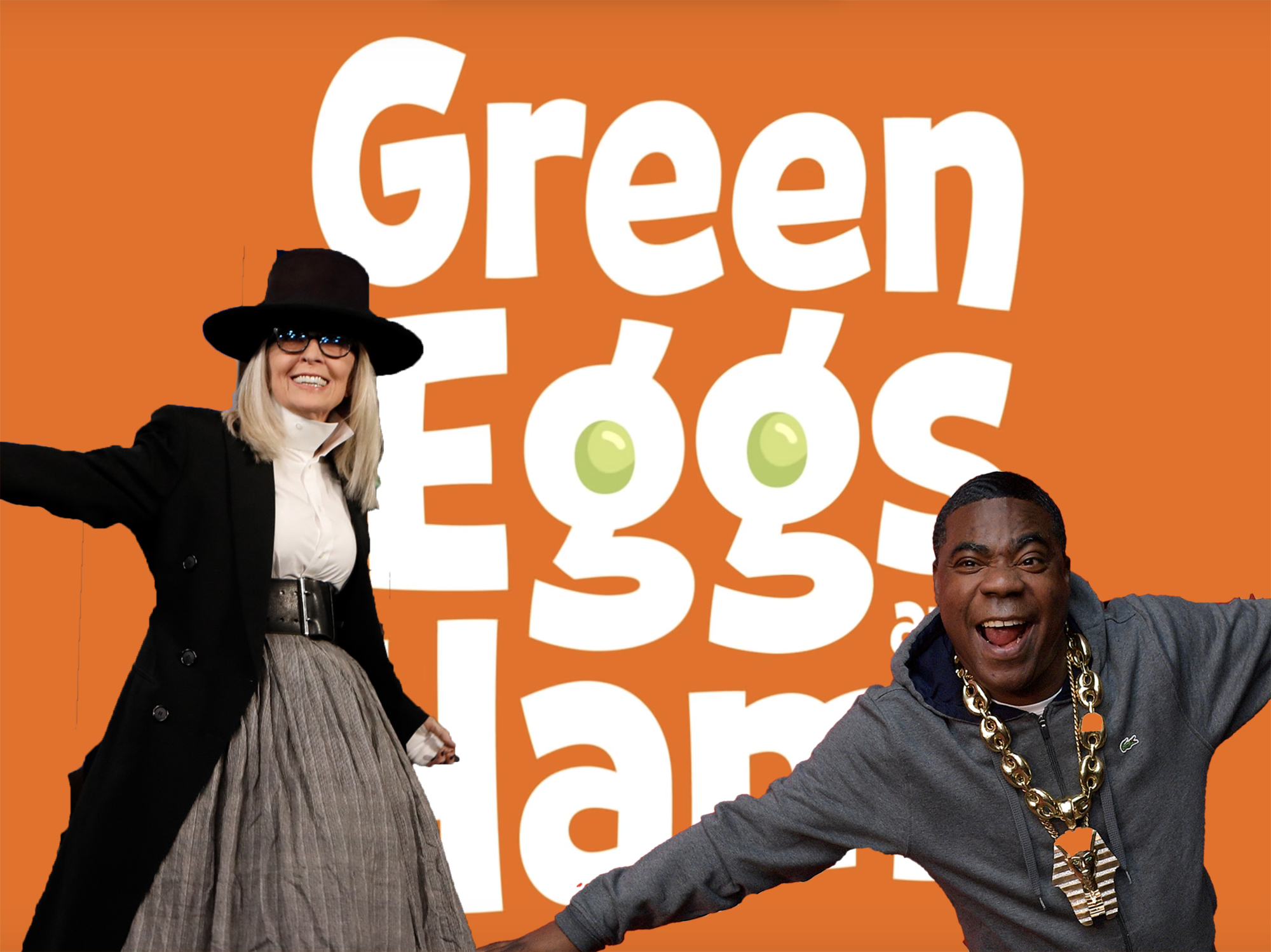 Netflix Will Finally Release Its Star-Studded 'Green Eggs and Ham' Series This Year