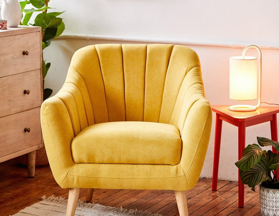 Irresistible yellow home decor to buy right now