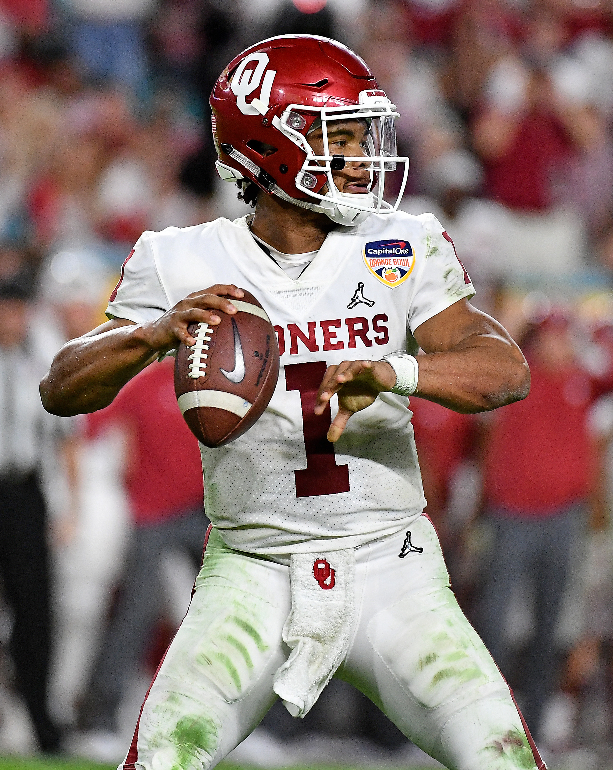 2019 NFL Draft: Mel Kiper thinks the Raiders could be in play for Kyler Murray