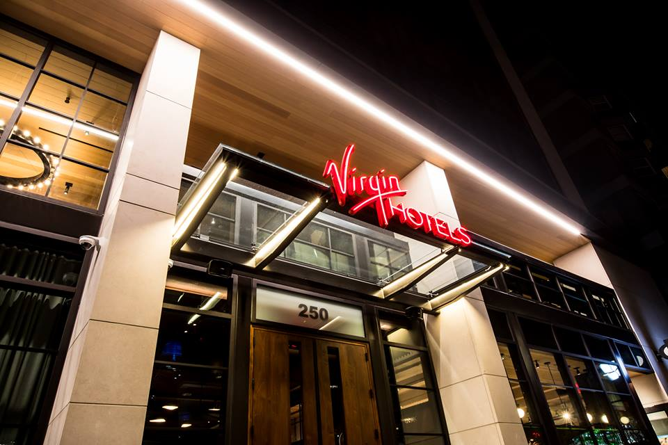 Virgin Hotels SF Opens With Stylish Restaurant and Rooftop Bar To Follow
