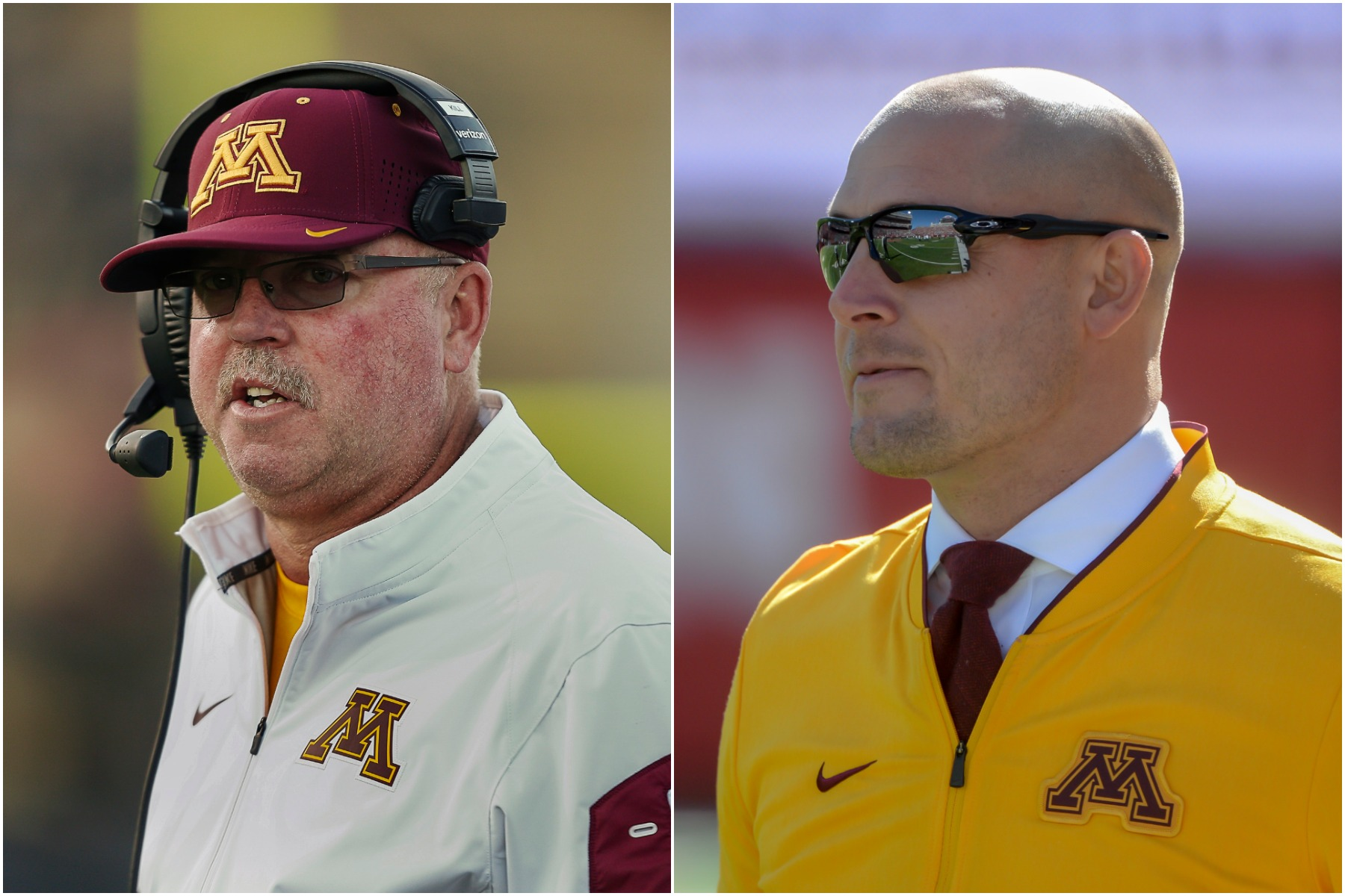 Former coaches almost never rip their successors like Jerry Kill just ripped P.J. Fleck