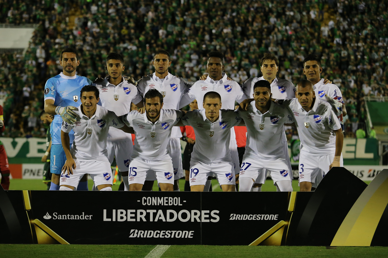 Chapecoense v Nacional Uruguay - Copa Bridgestone Libertadores 2017