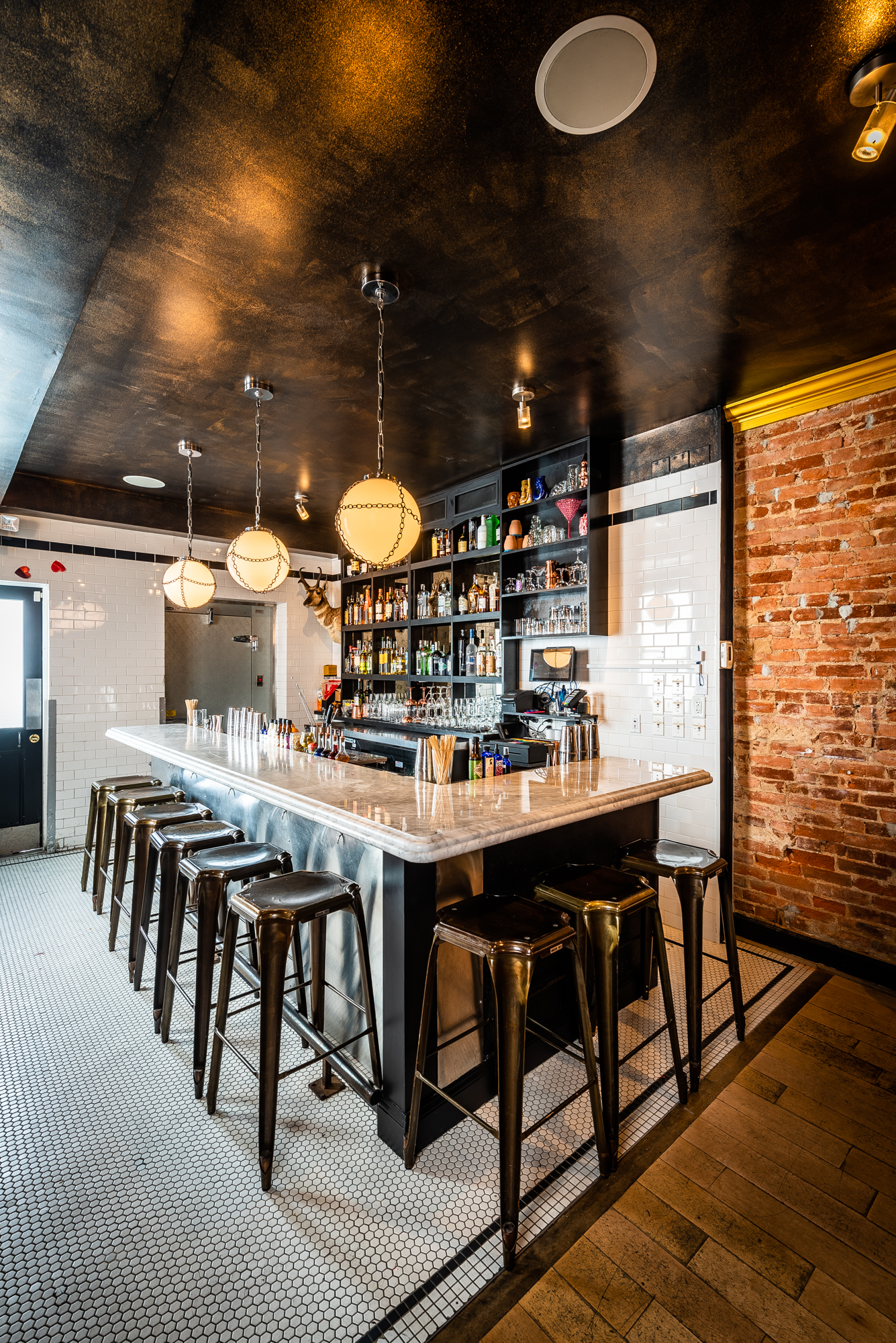 Hank's Cocktail Bar Opens in Dupont With a Huge Menu of Ambitious Drinks