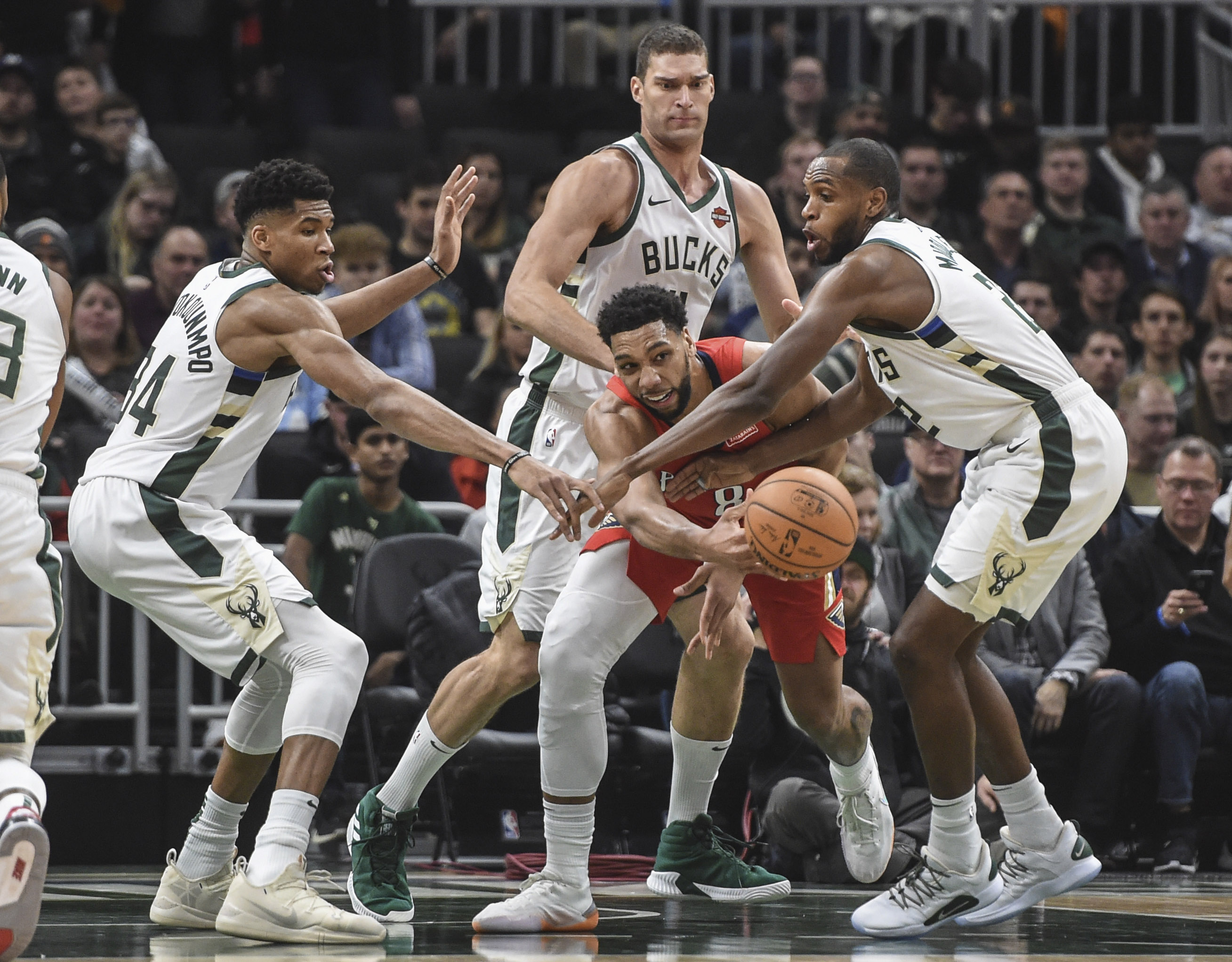 f3bd487e5 Time Is Money  Looking At the Milwaukee Bucks  Summer of 2019 - Brew ...