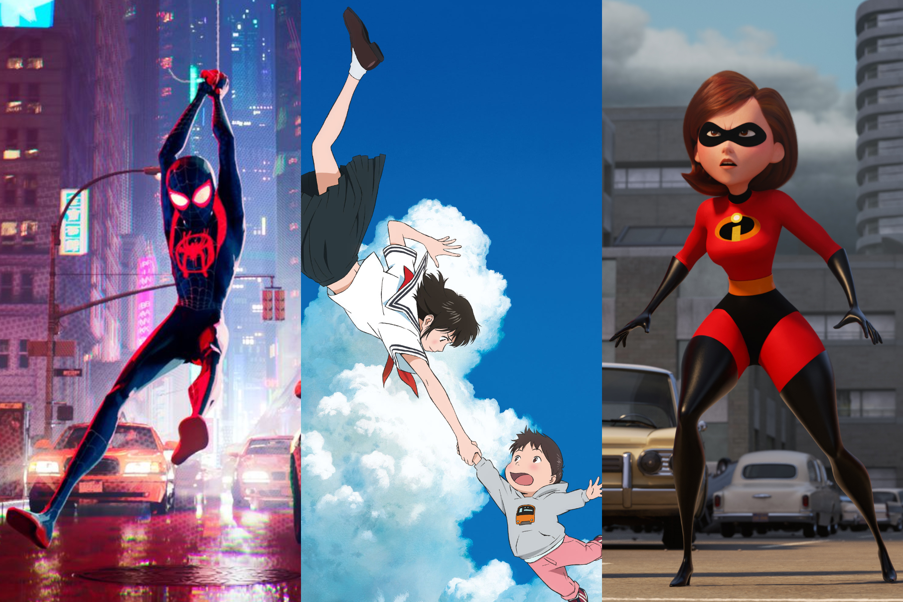 All 5 nominees for the Animated Feature Oscar are worth seeing. One stands above the rest.