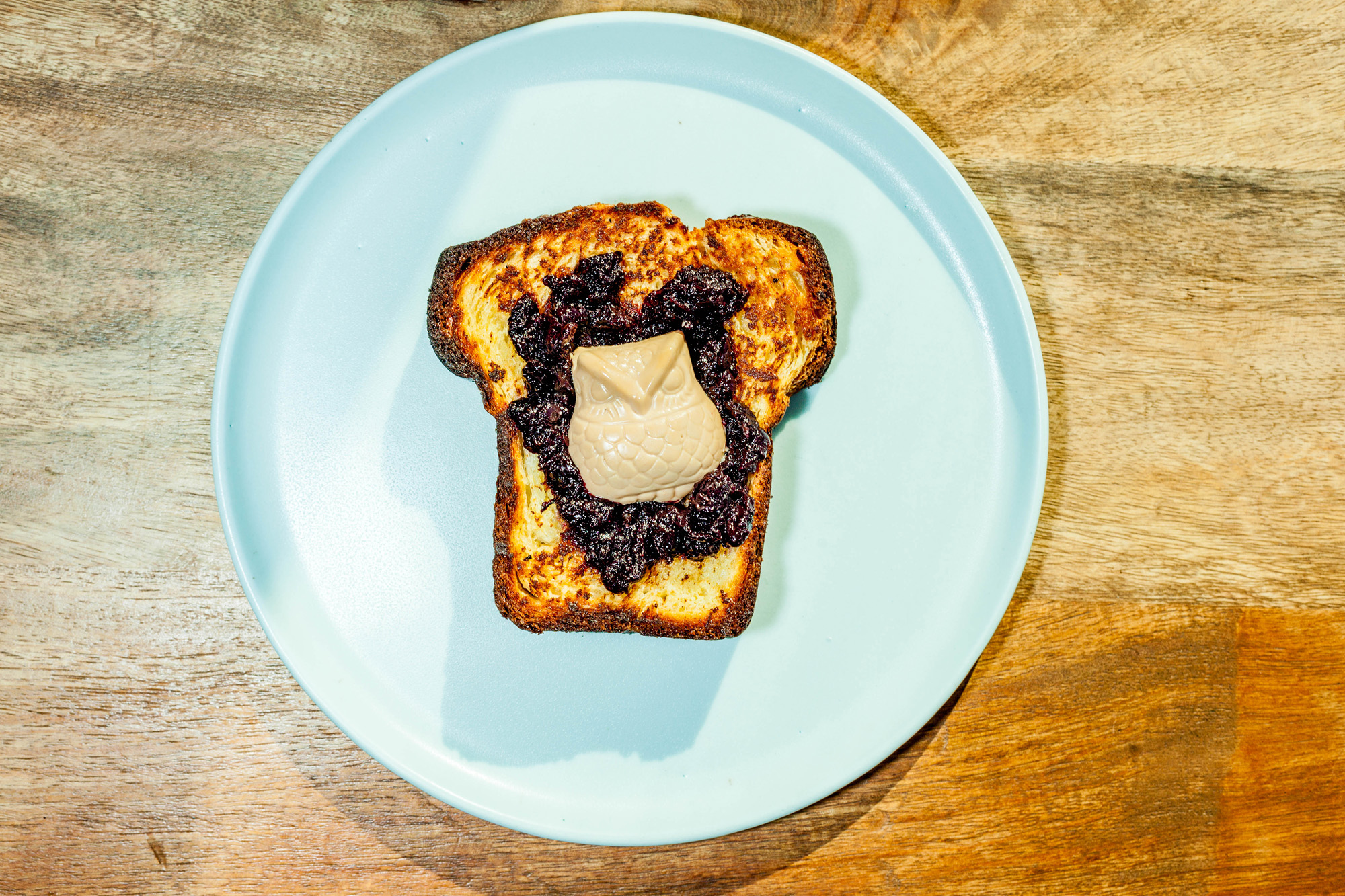 Bunny, the Mico Bakery's Iliana Regan Makes the Most Adorable Toast in Town