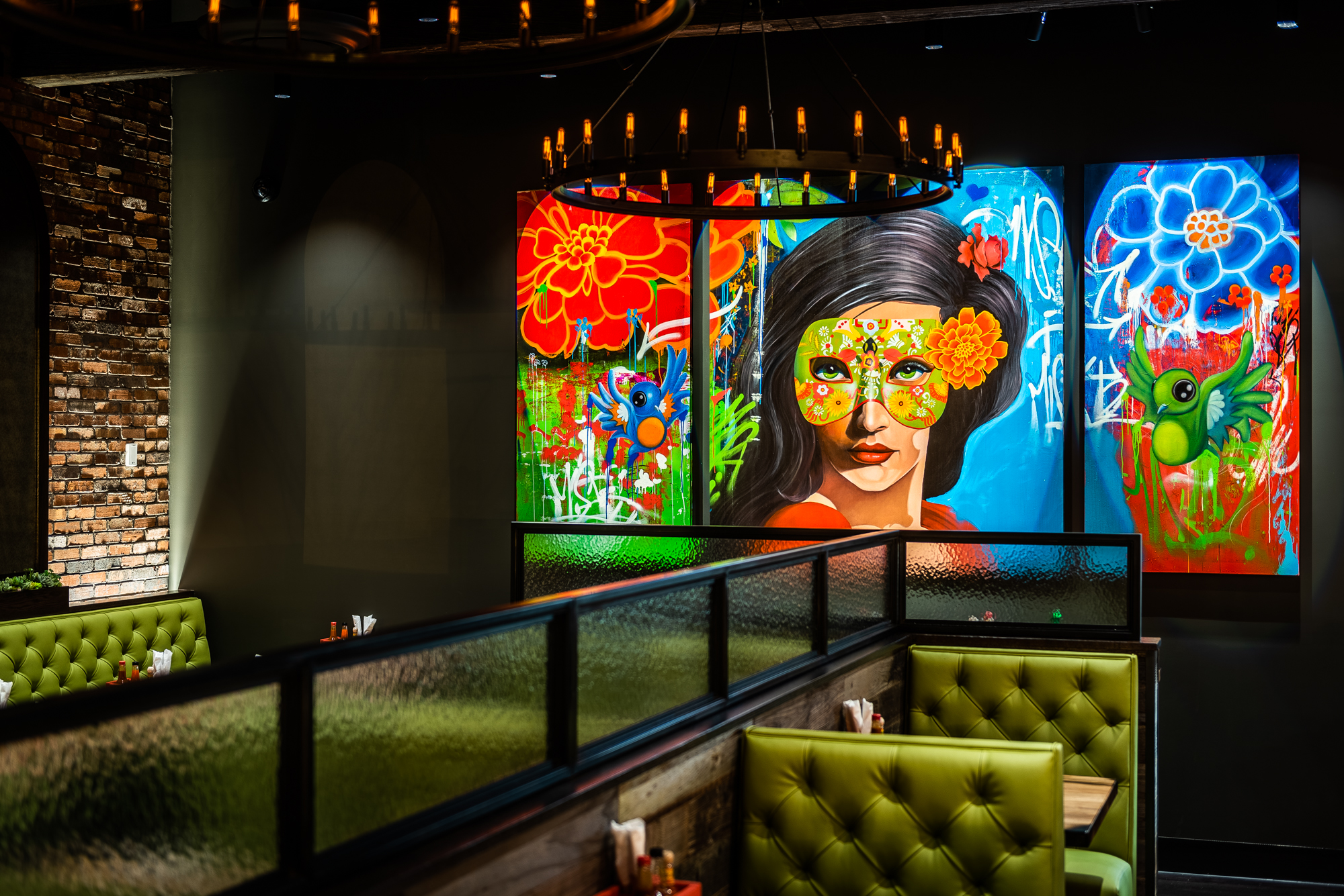 Navy Yard's New Place for Tequila and Tacos Is Full of Graffiti Art From Miami