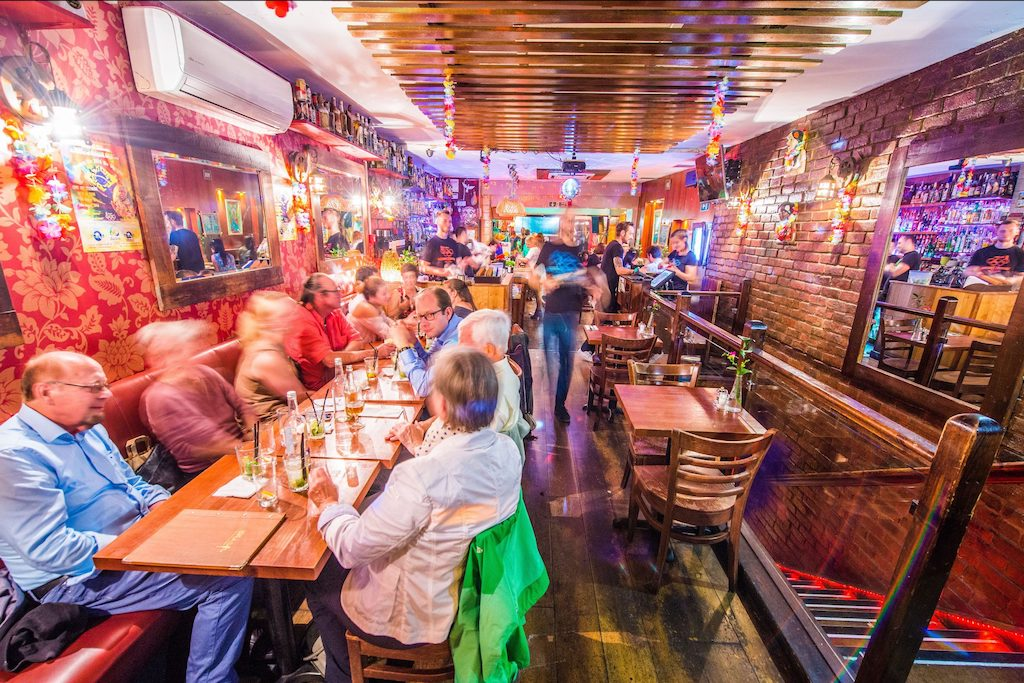 Best London restaurants with live music: Made in Brasil