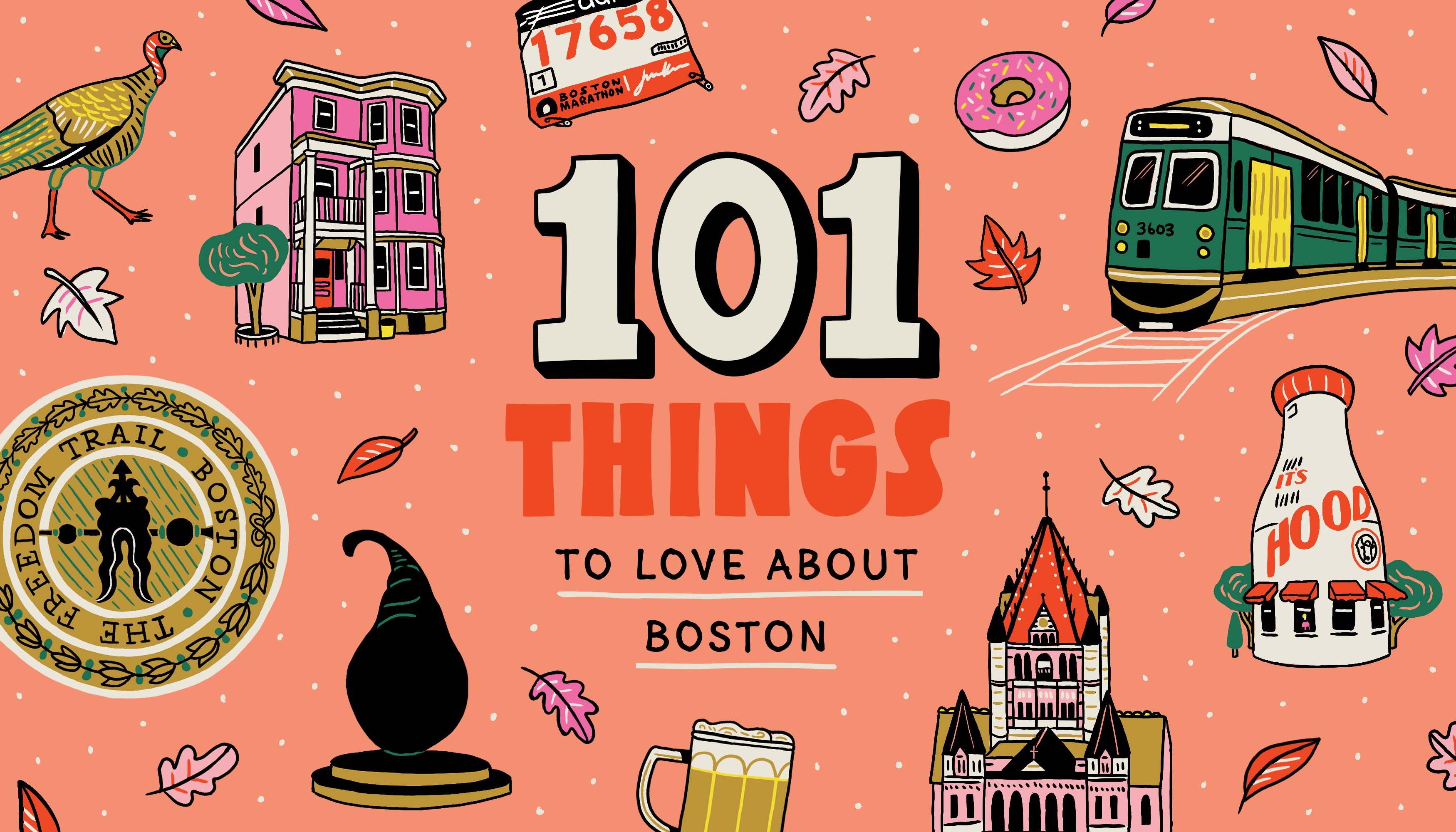 101 reasons to love Boston