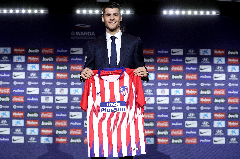 Alvaro 'Jesus Christ' Morata reveals that joining Atletico was his ingenious plan all along
