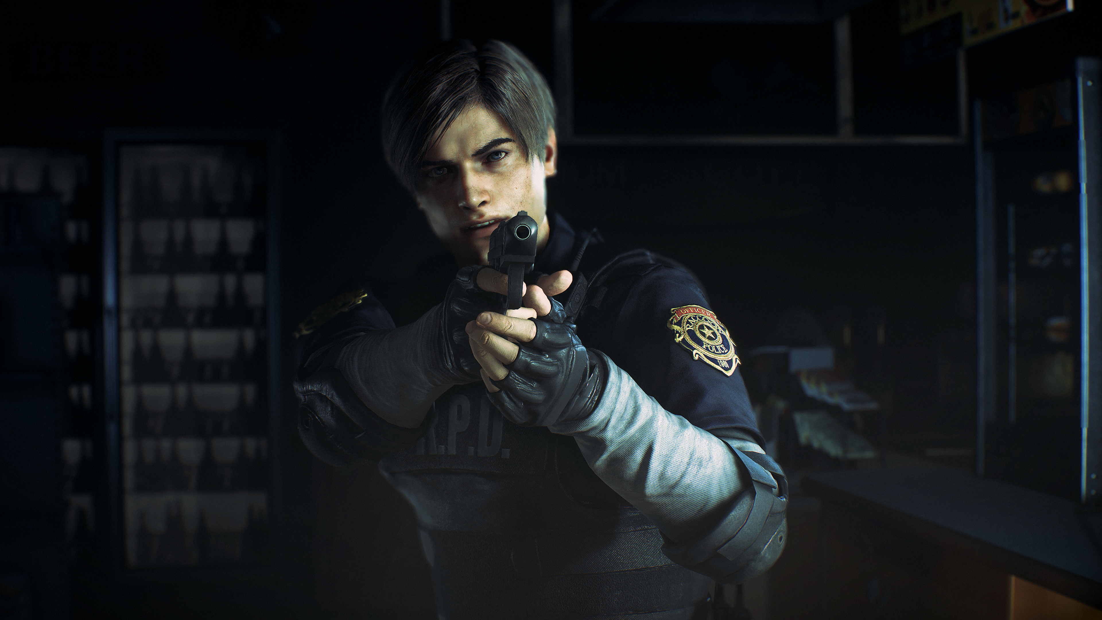 The Resident Evil 2 remake revives the sexy side of its star