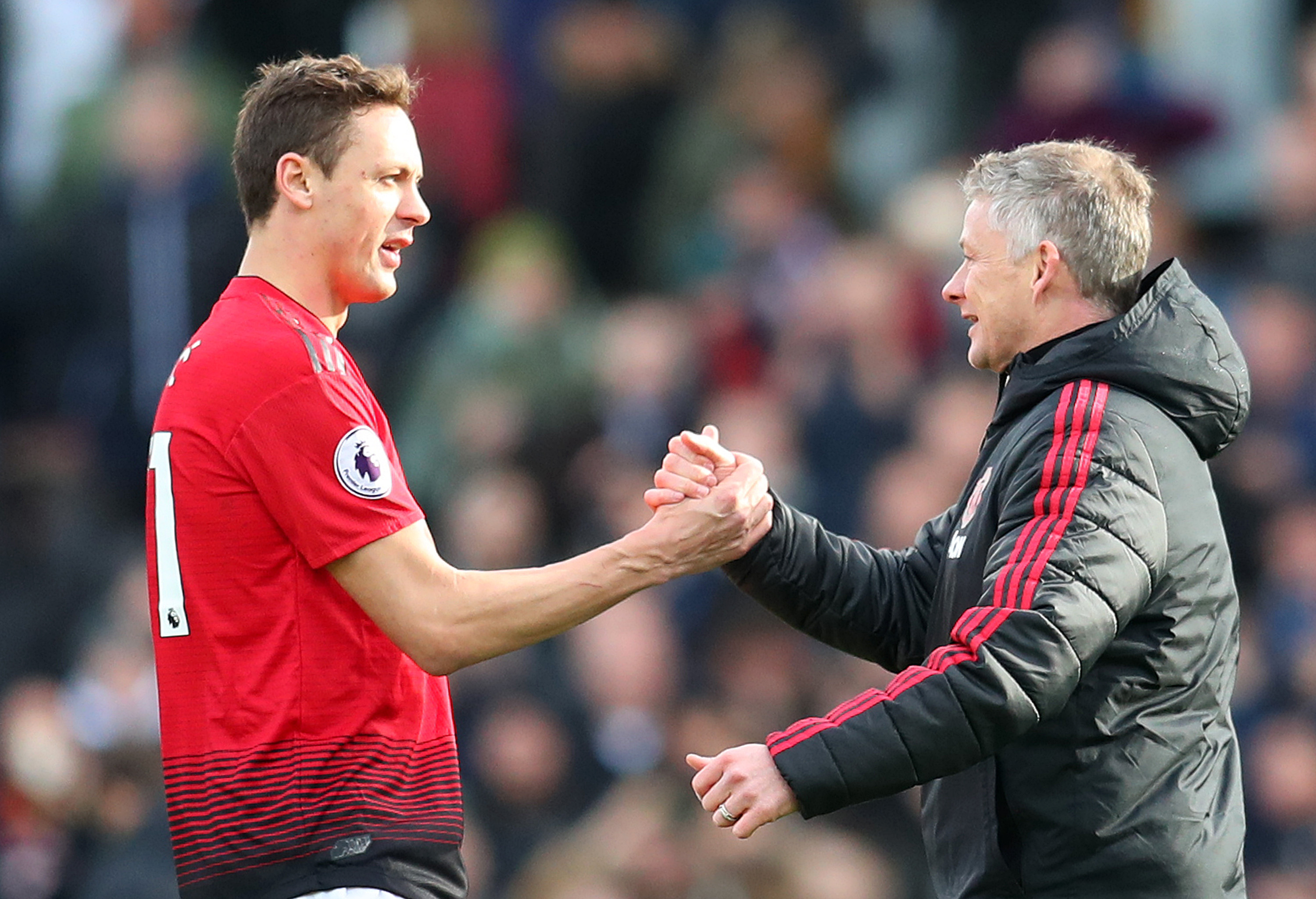 Nemanja Matić's physical limitations are coming to the fore once again