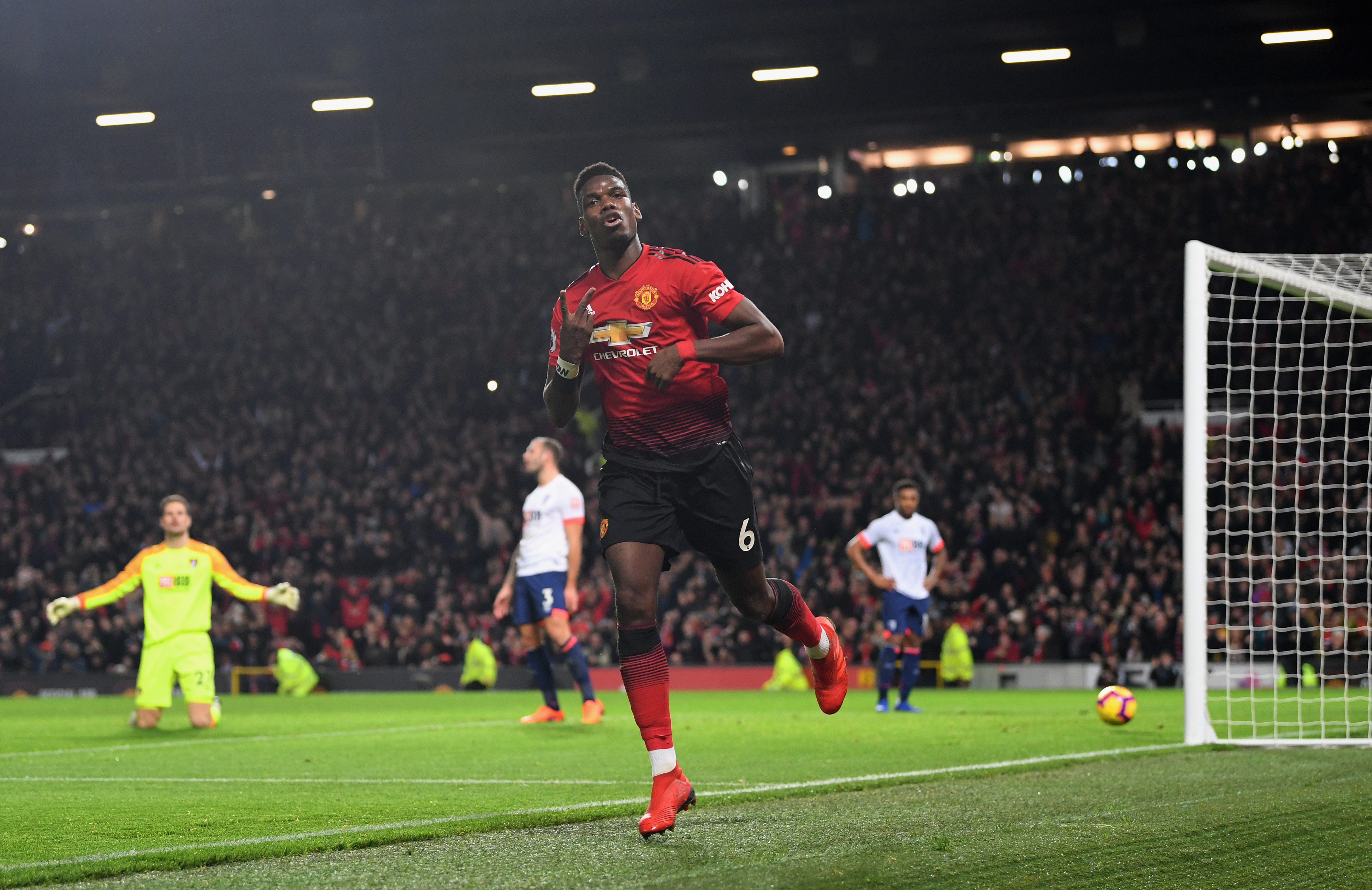 Paul Pogba should be a serious candidate for PFA Player of the Year
