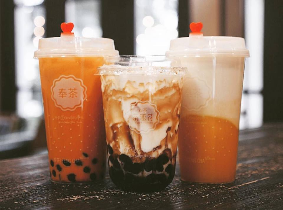 Feng Cha Will Soon Whip Up Ginger Milk Tea in Sugar Land