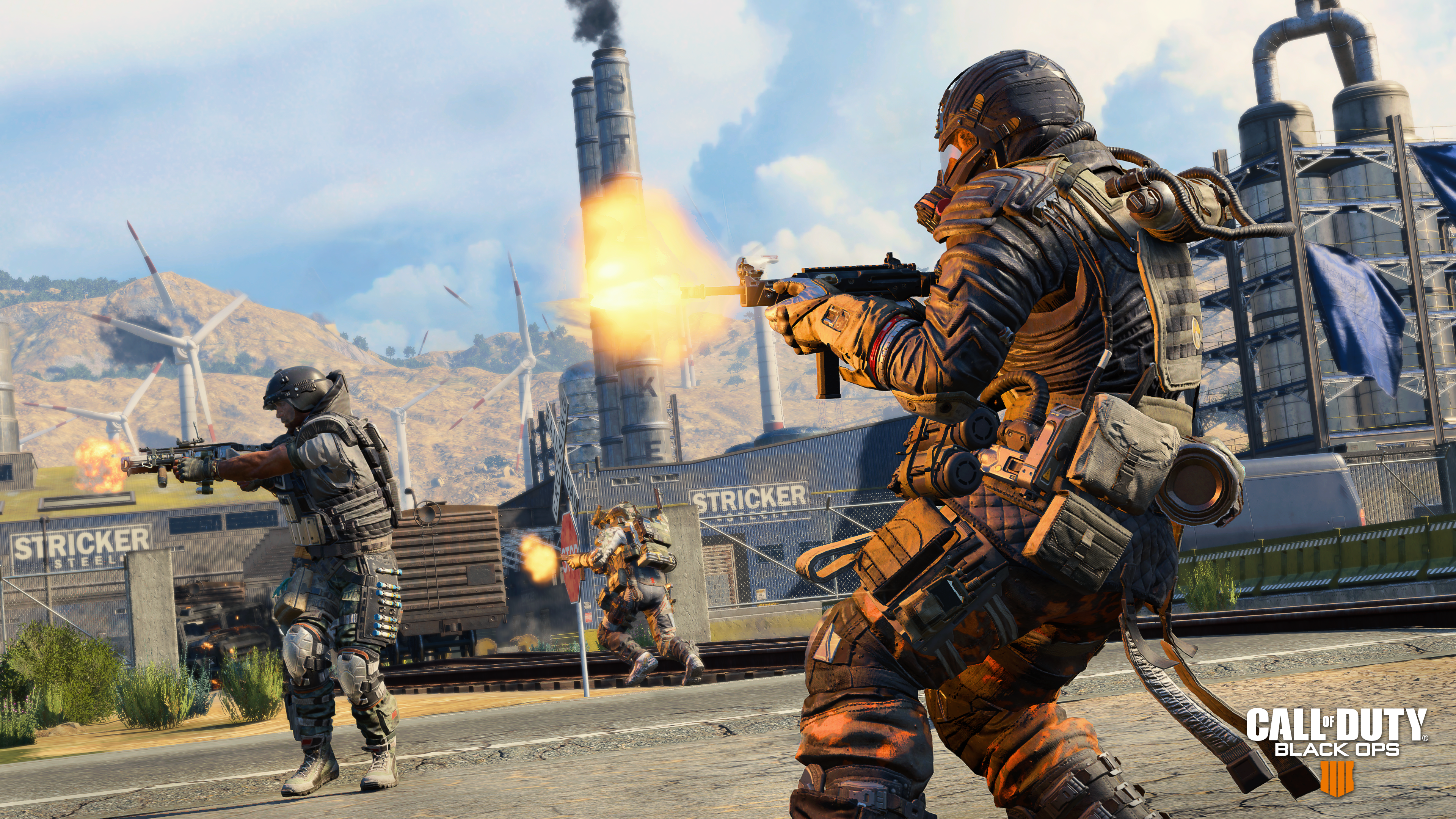 Black Ops 4's Operation Grand Heist adds prestige and new locations to Blackout