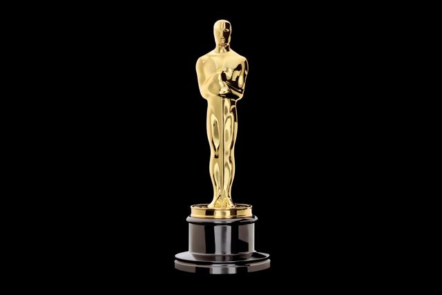 Oscar stock image