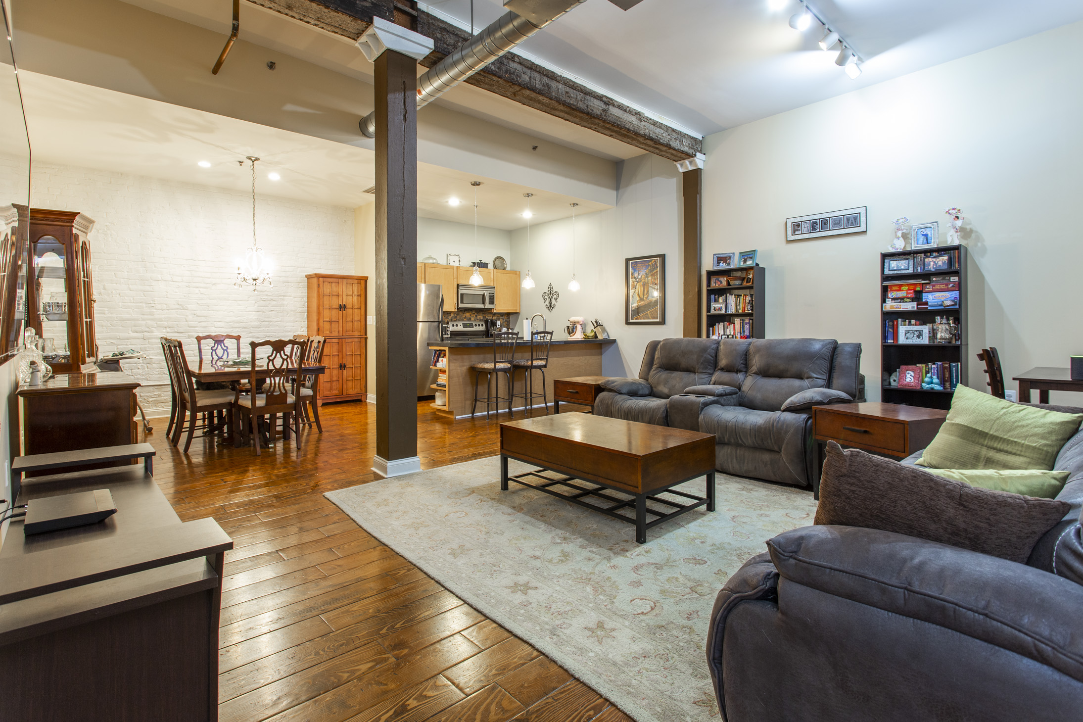 Industrial loft in renovated Old City candy factory wants $440K