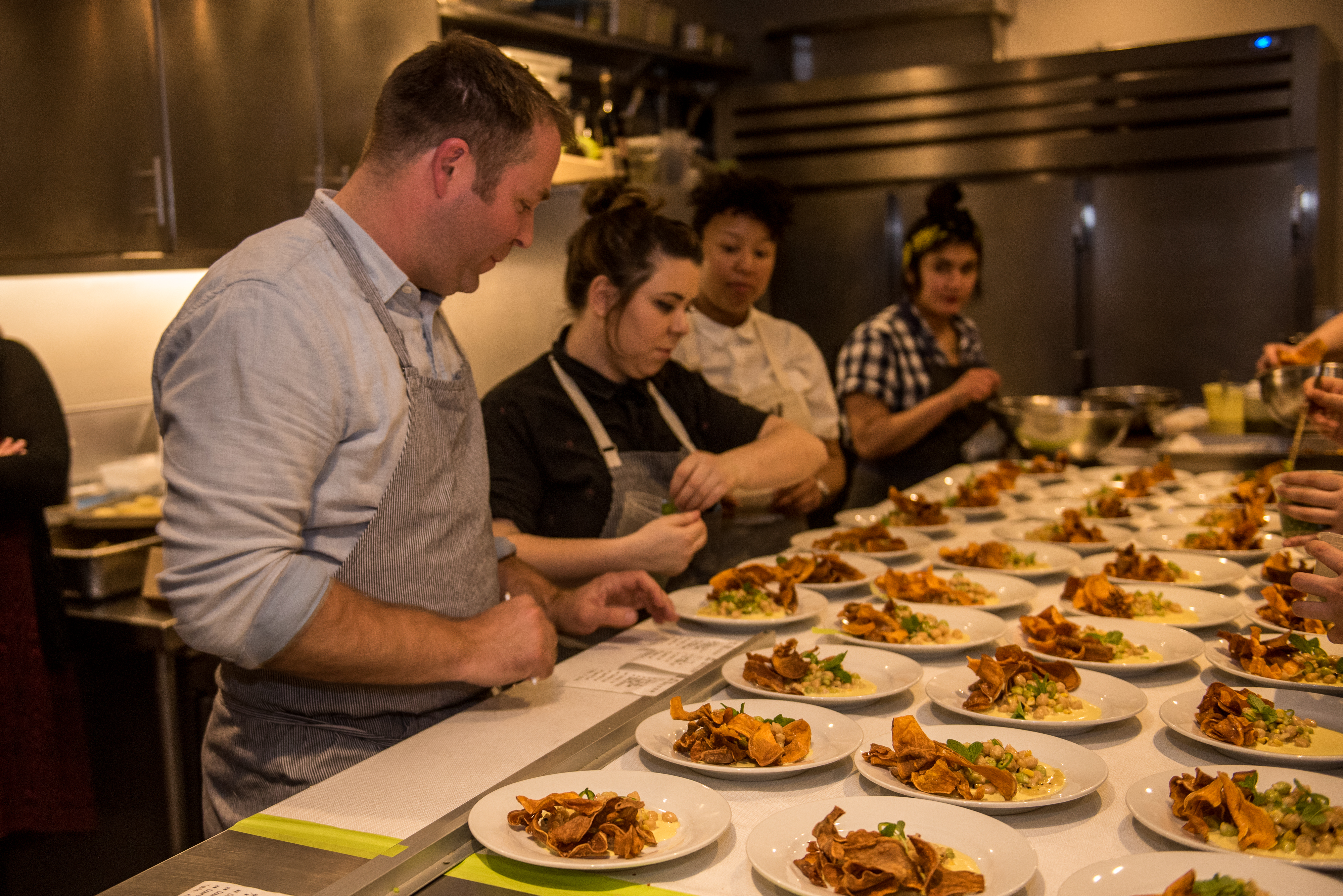 SXSW Partners With James Beard Foundation for SouthBites Dinners Featuring All-Star Chefs