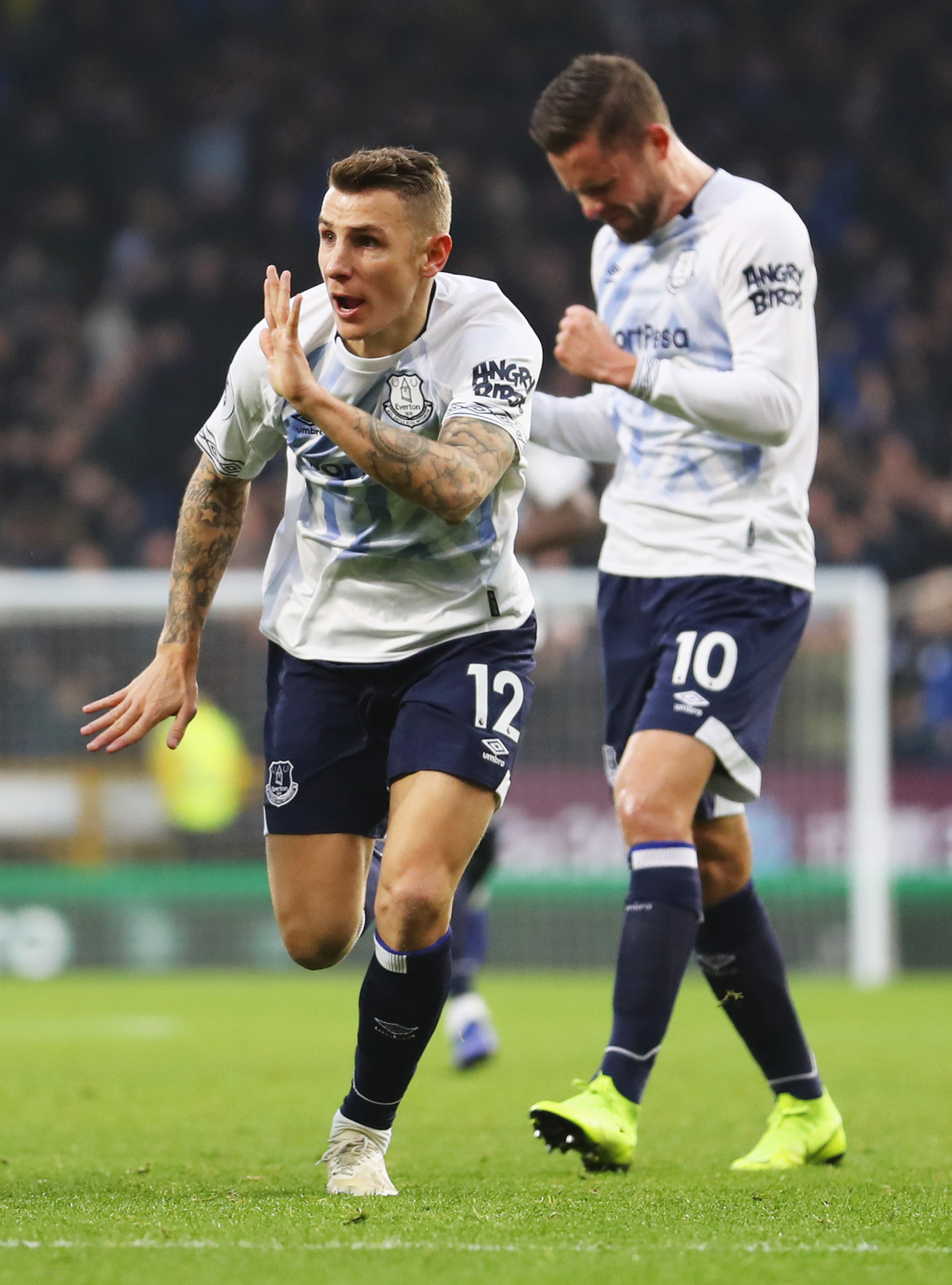 Friday's Toffee Bites: Digne promises strong finish, Venezuelan striker linked, and more