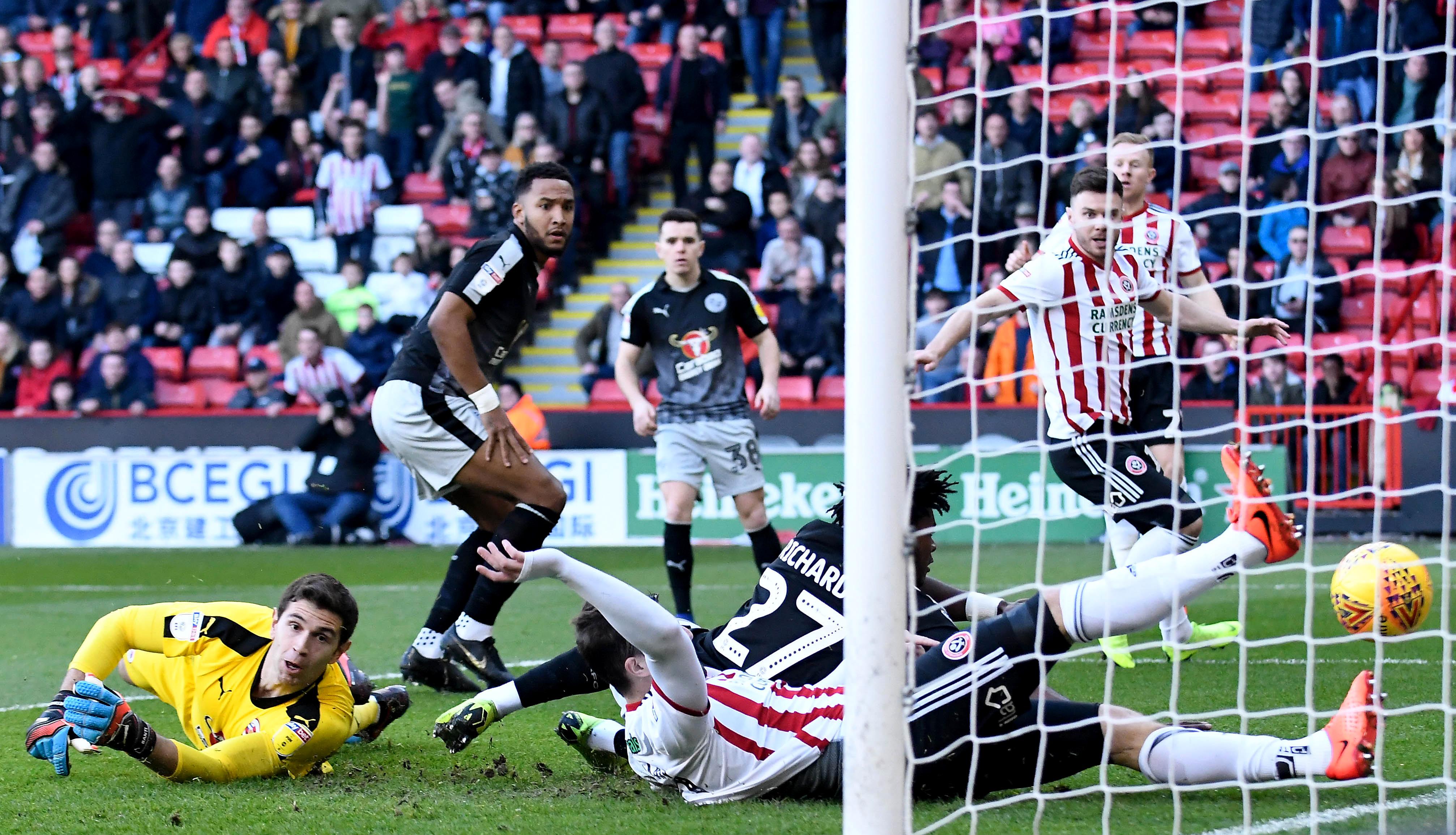 Sheffield United v Reading - Sky Bet Championship