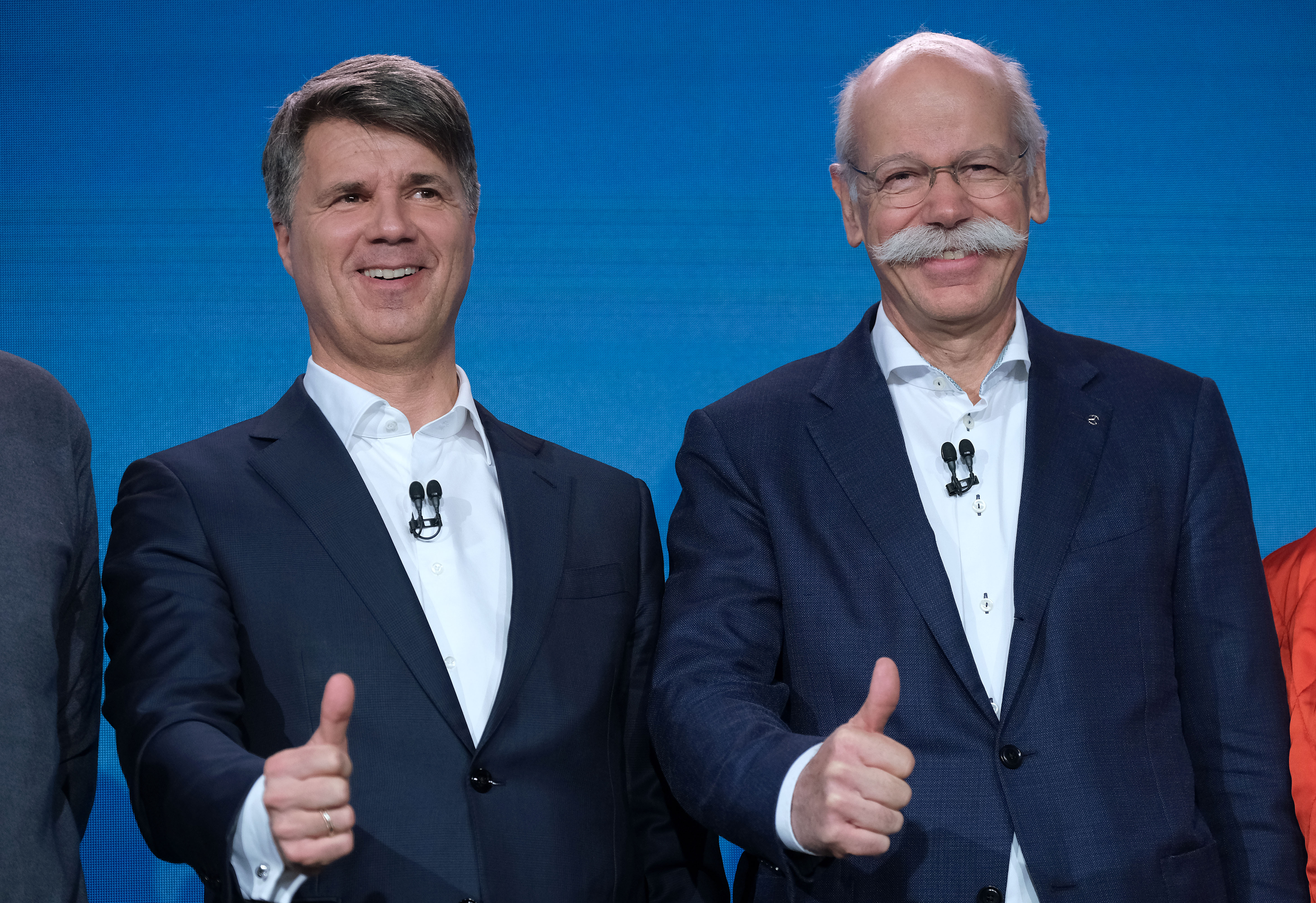 Daimler And BMW Launch Joint Carsharing Service