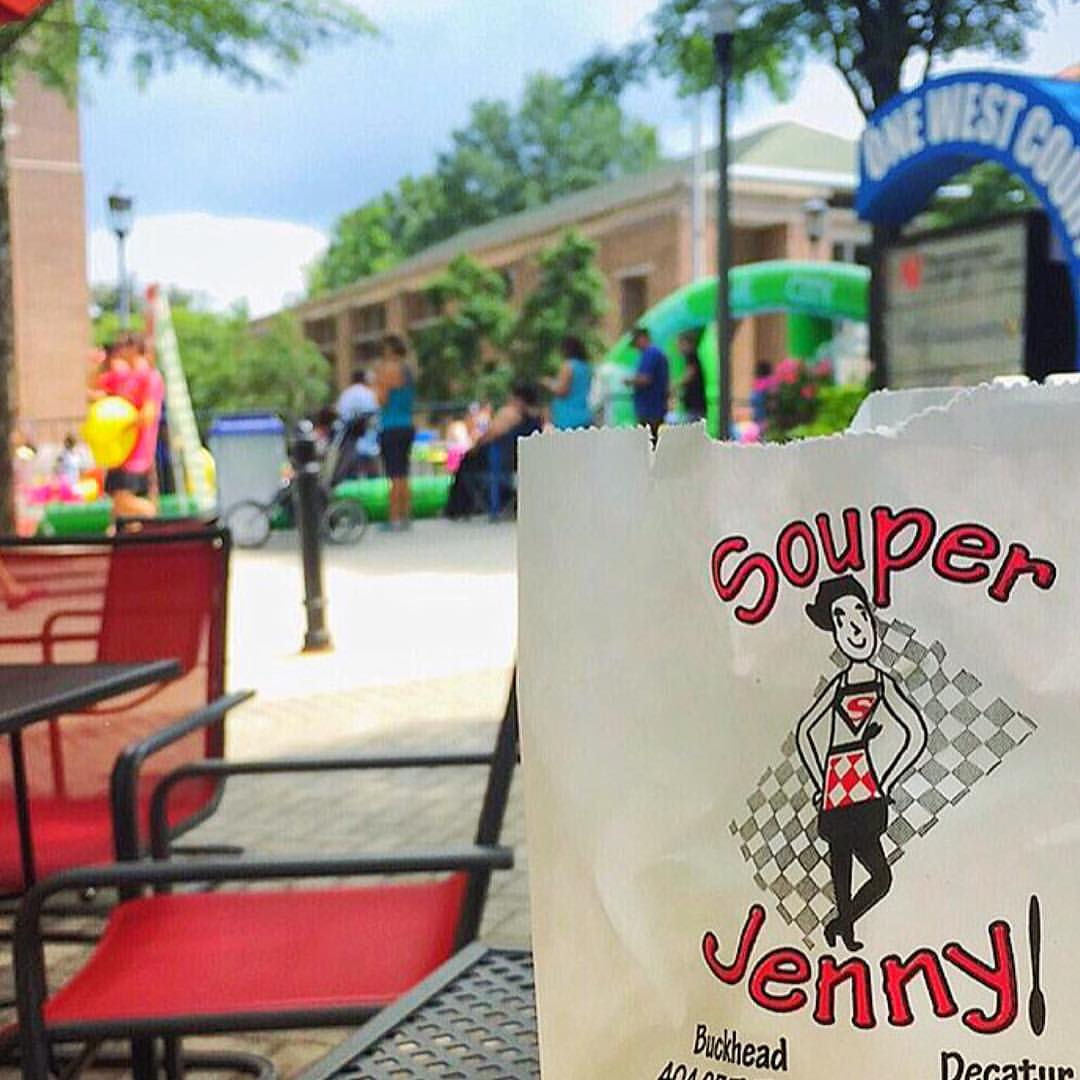 Pay and 'Party Like It's 1999' Before Souper Jenny Decatur Closes Saturday