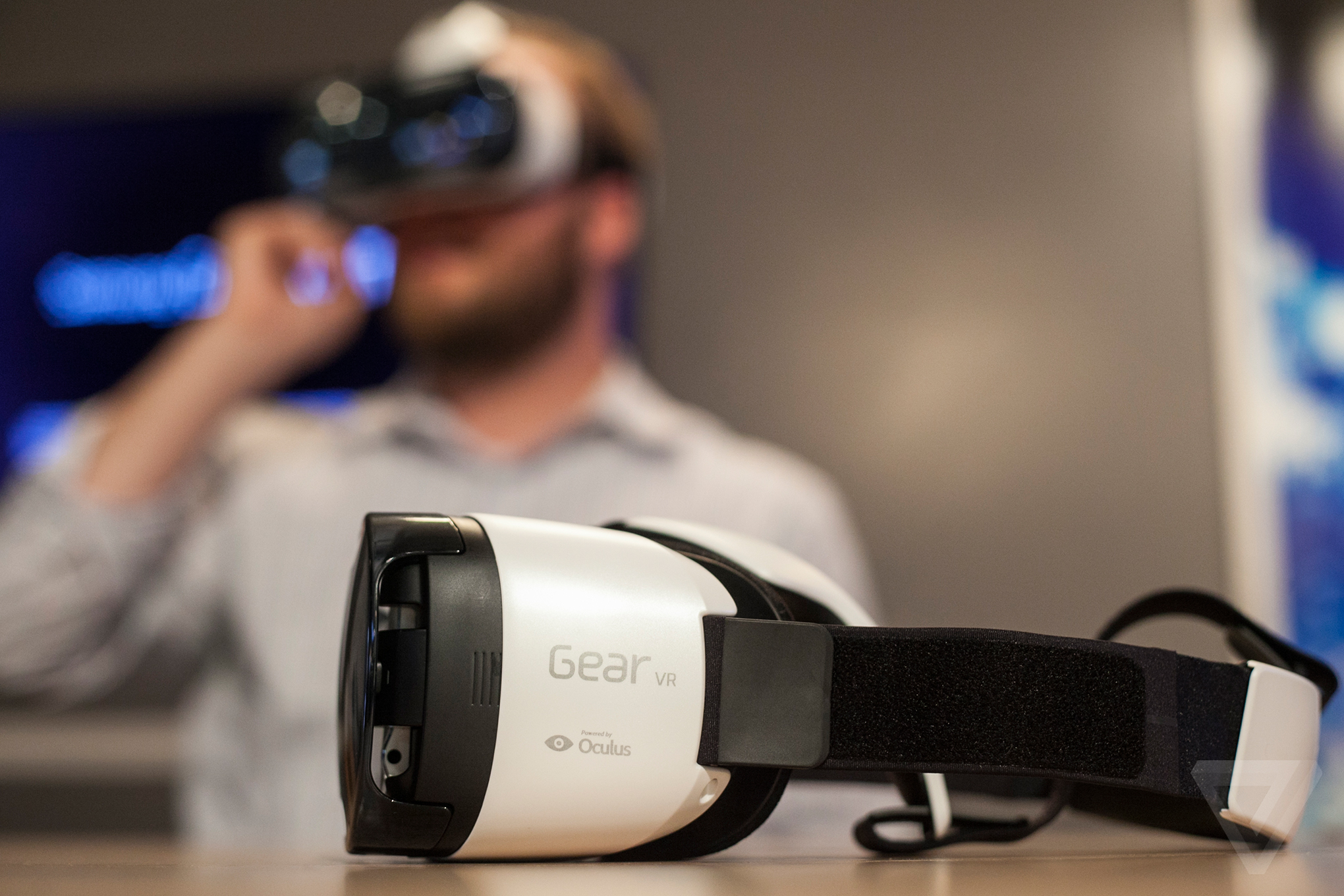 Samsung is keeping the Gear VR in stasis, and that might be