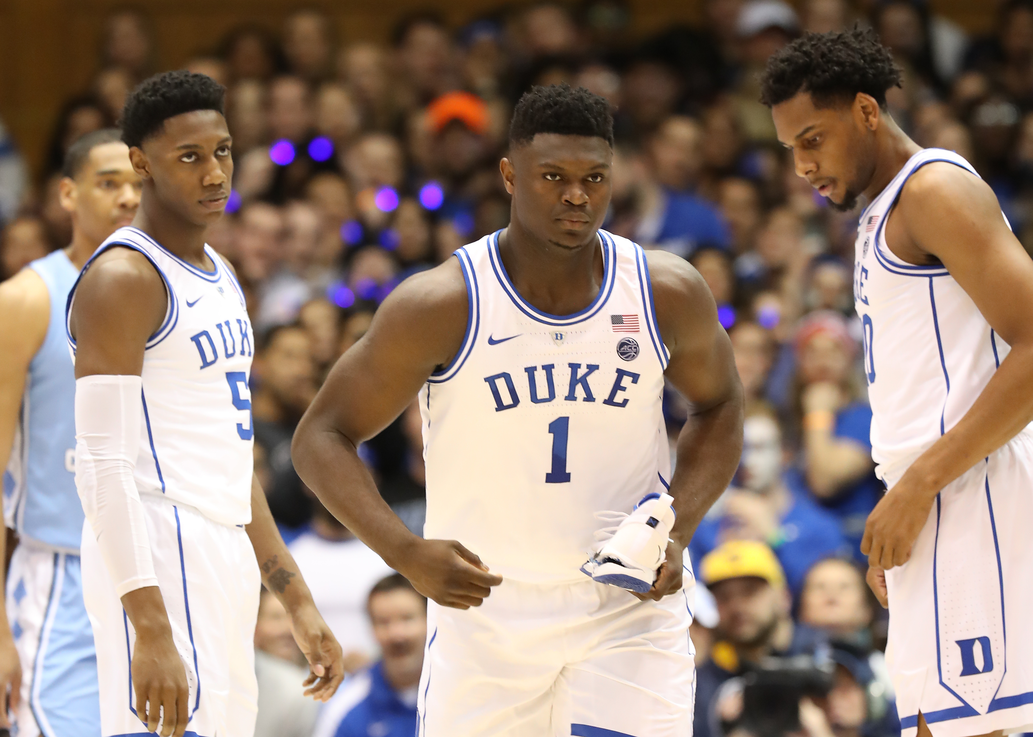 Zion Williamson shouldn't listen to anyone but himself on his decision to return to Duke