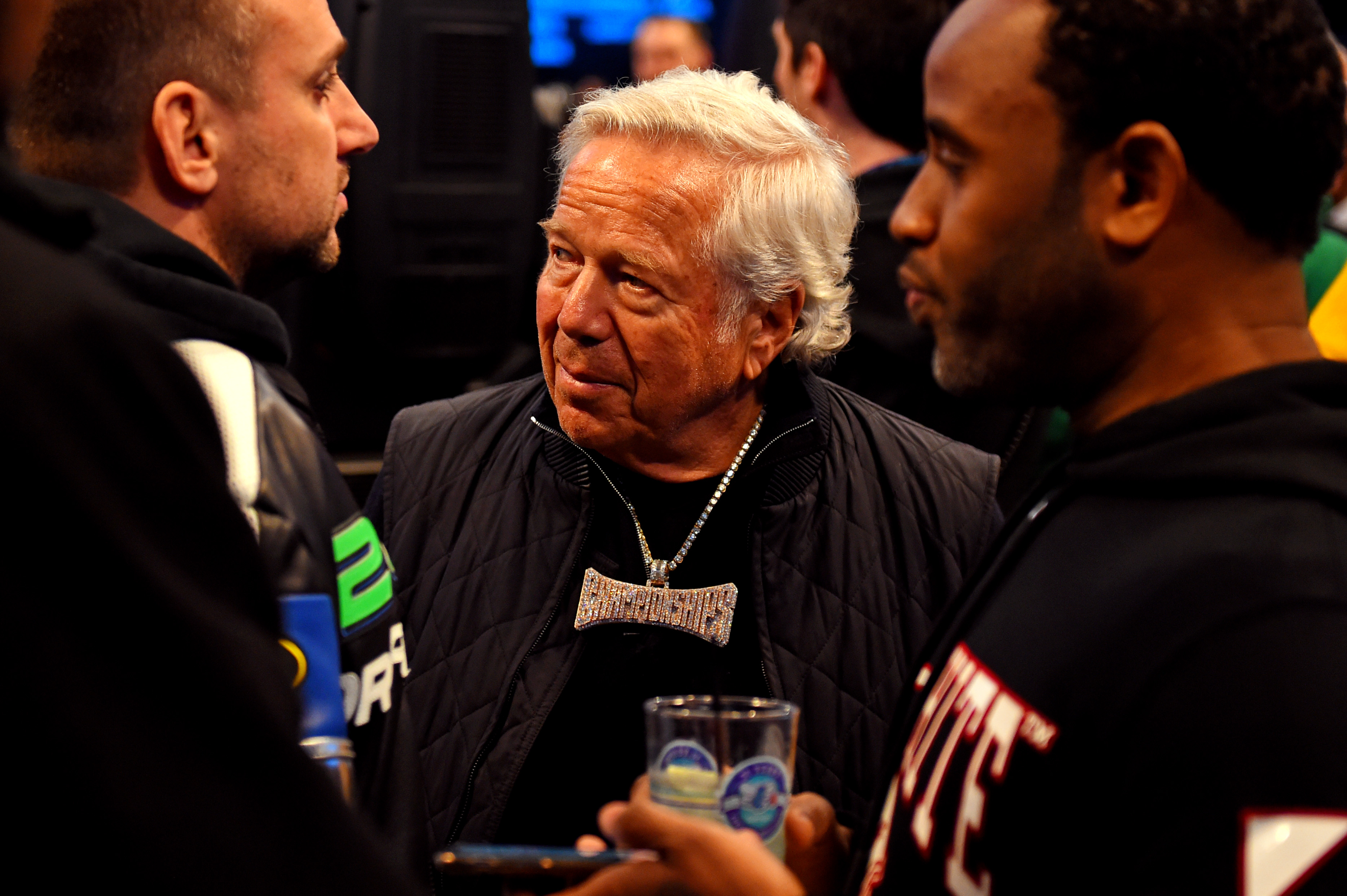Patriots owner Robert Kraft charged with solicitation of prostitution, per Florida police. What we know so fa…