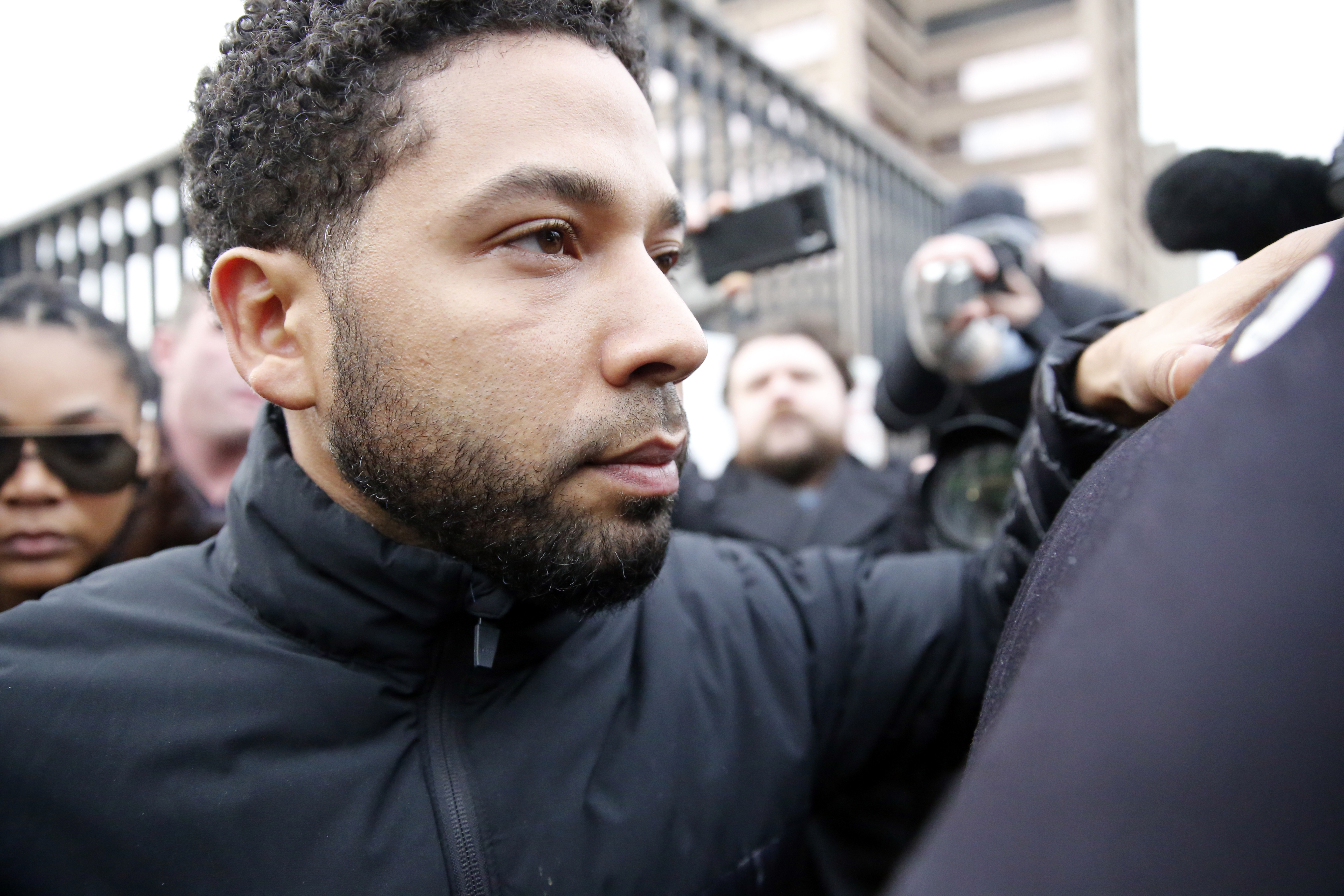 Empire will cut Jussie Smollett's scenes from the rest of the season