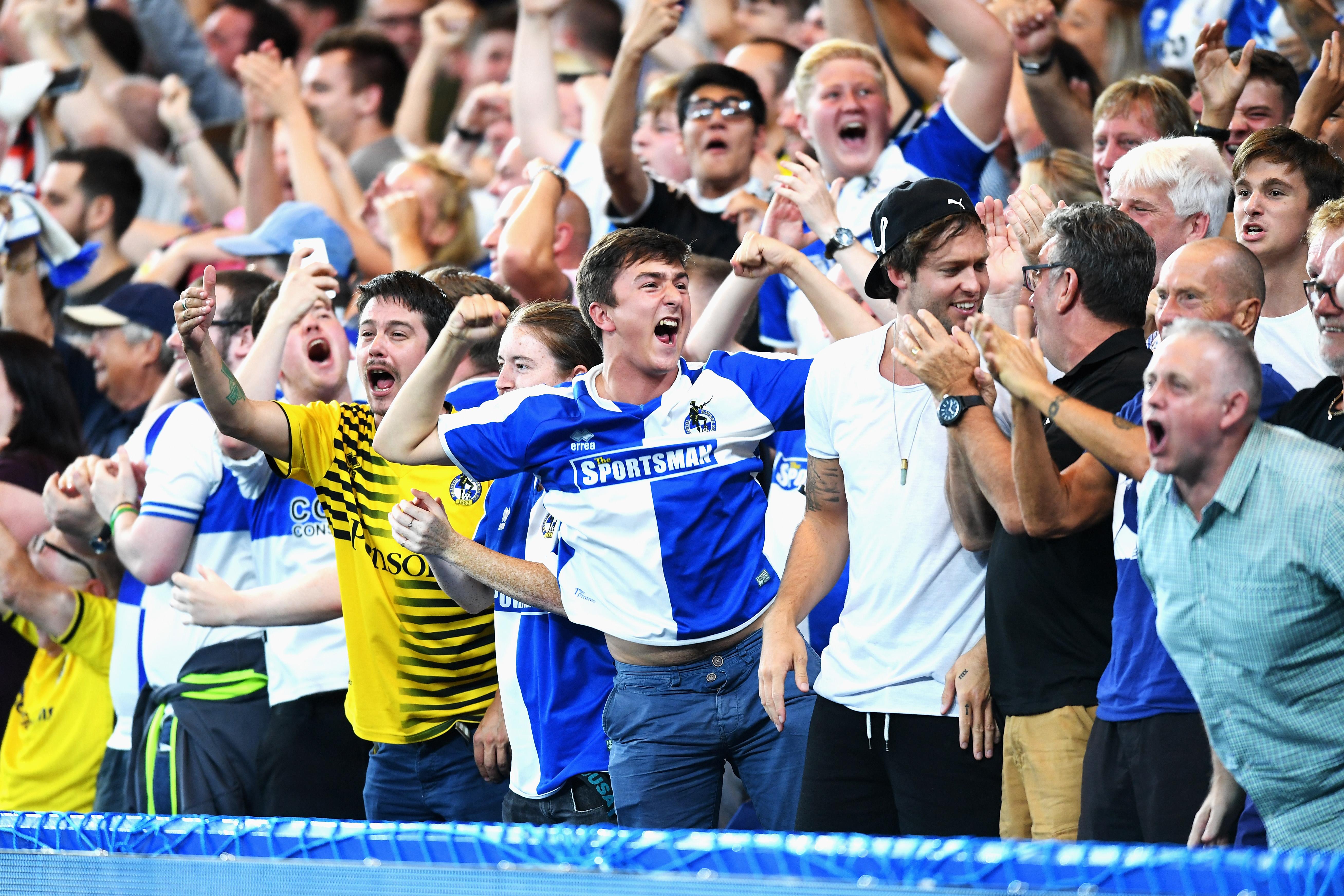 Chelsea v Bristol Rovers - EFL Cup