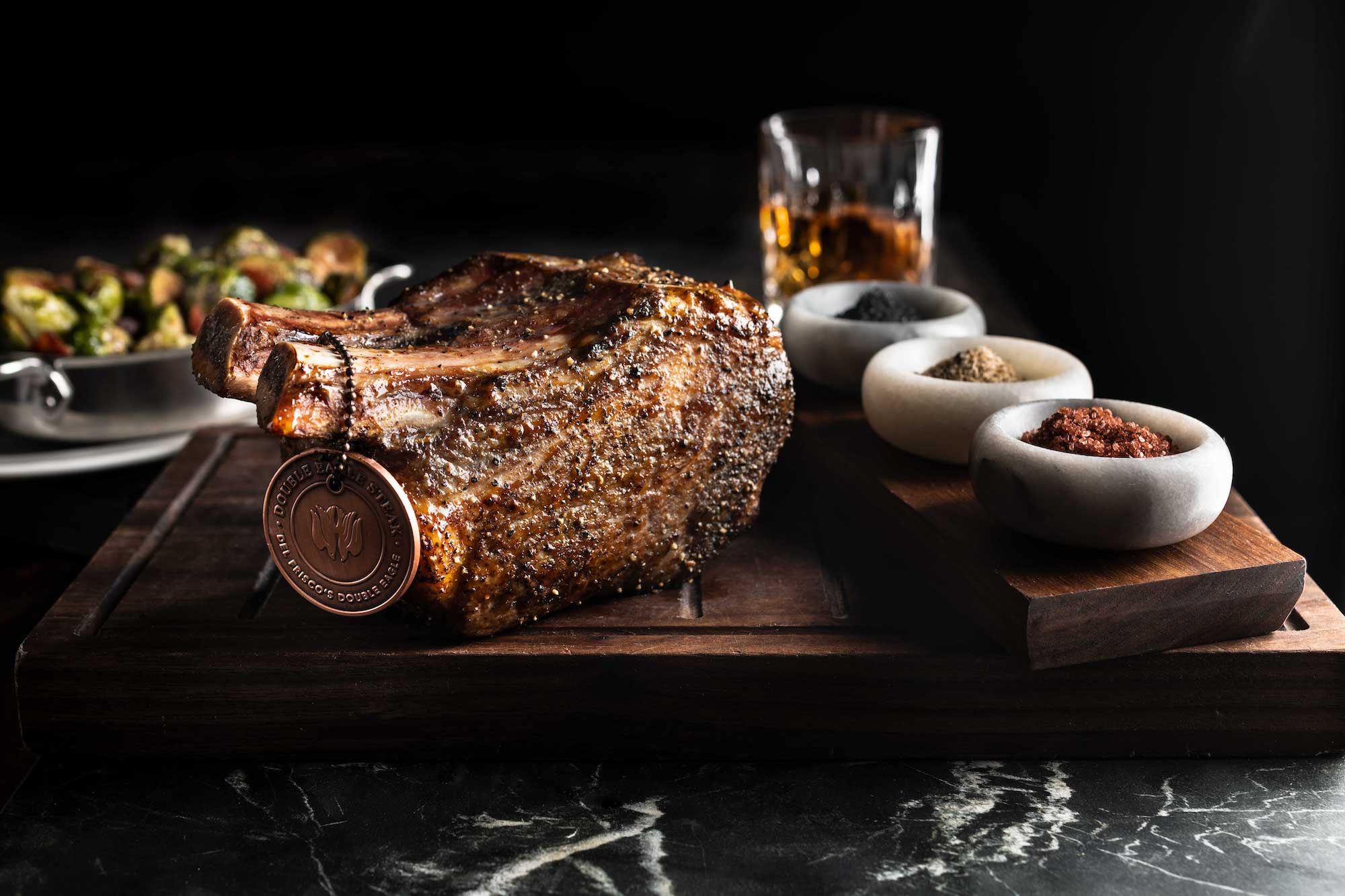 Century City's New 15,000 Square Foot Steakhouse Is Comically Opulent