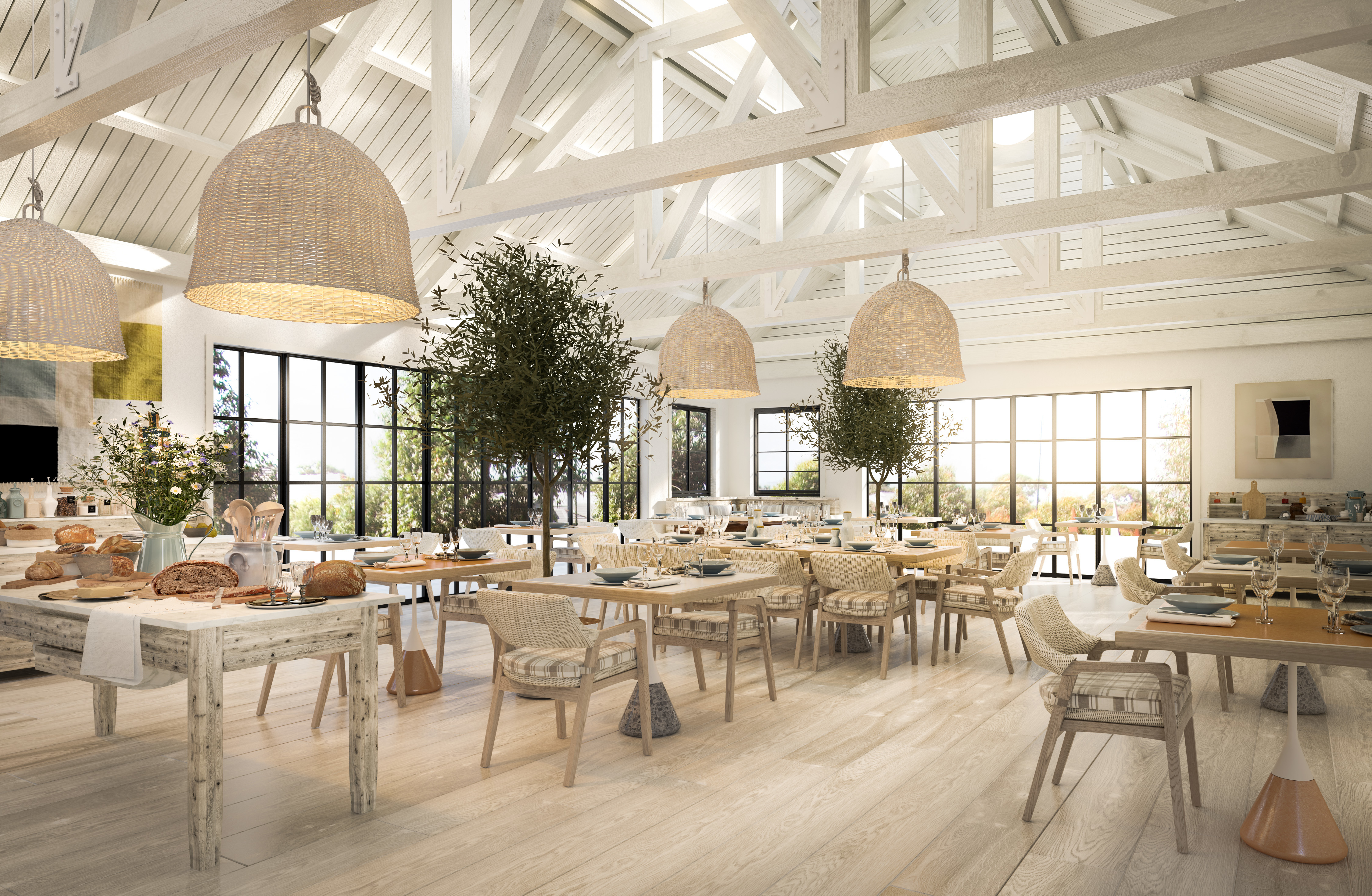 Sonoma's MacArthur Place Prepares to Add Mediterranean Fine Dining to the Mix