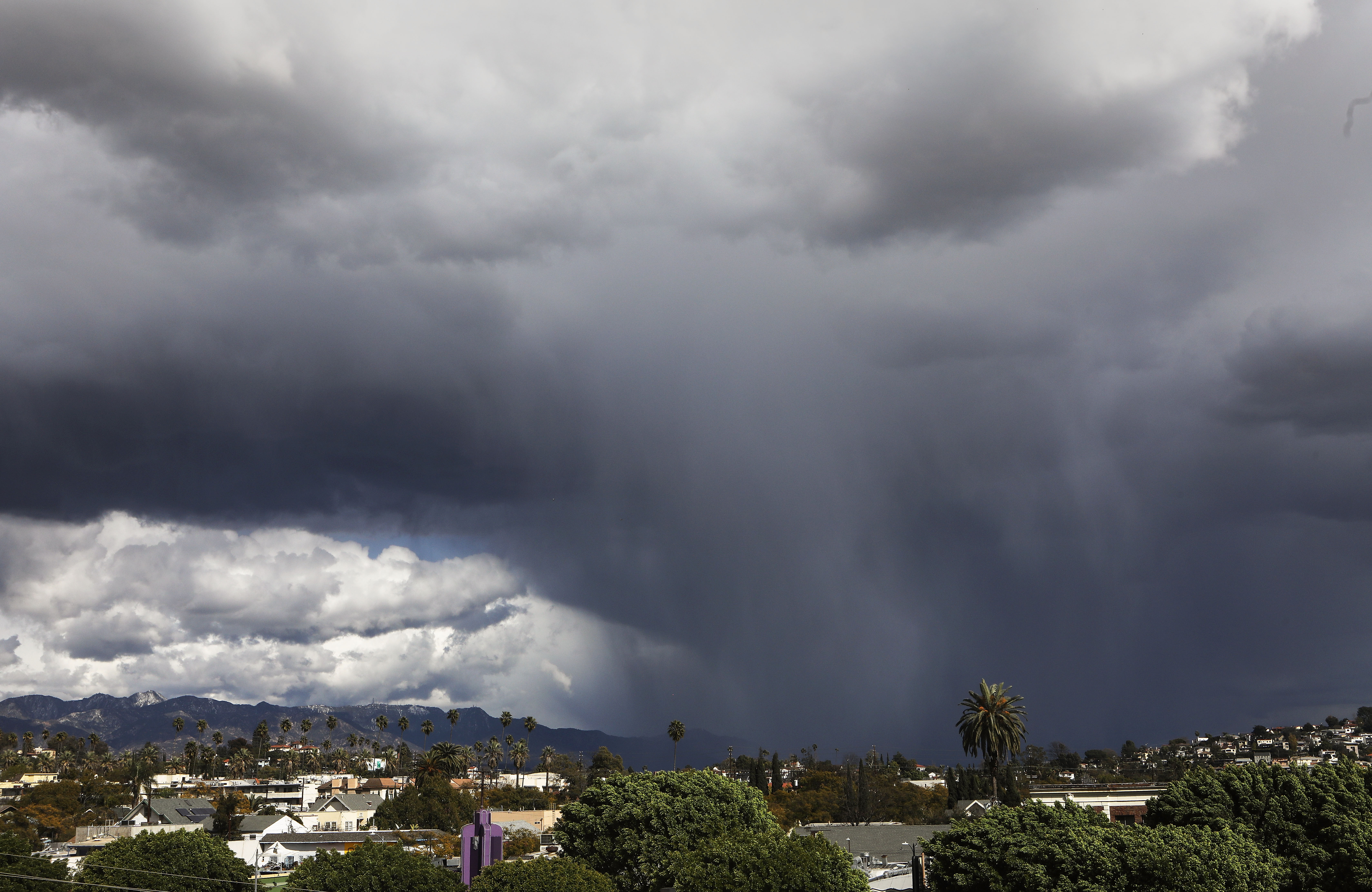 Los Angeles Weather - Curbed LA