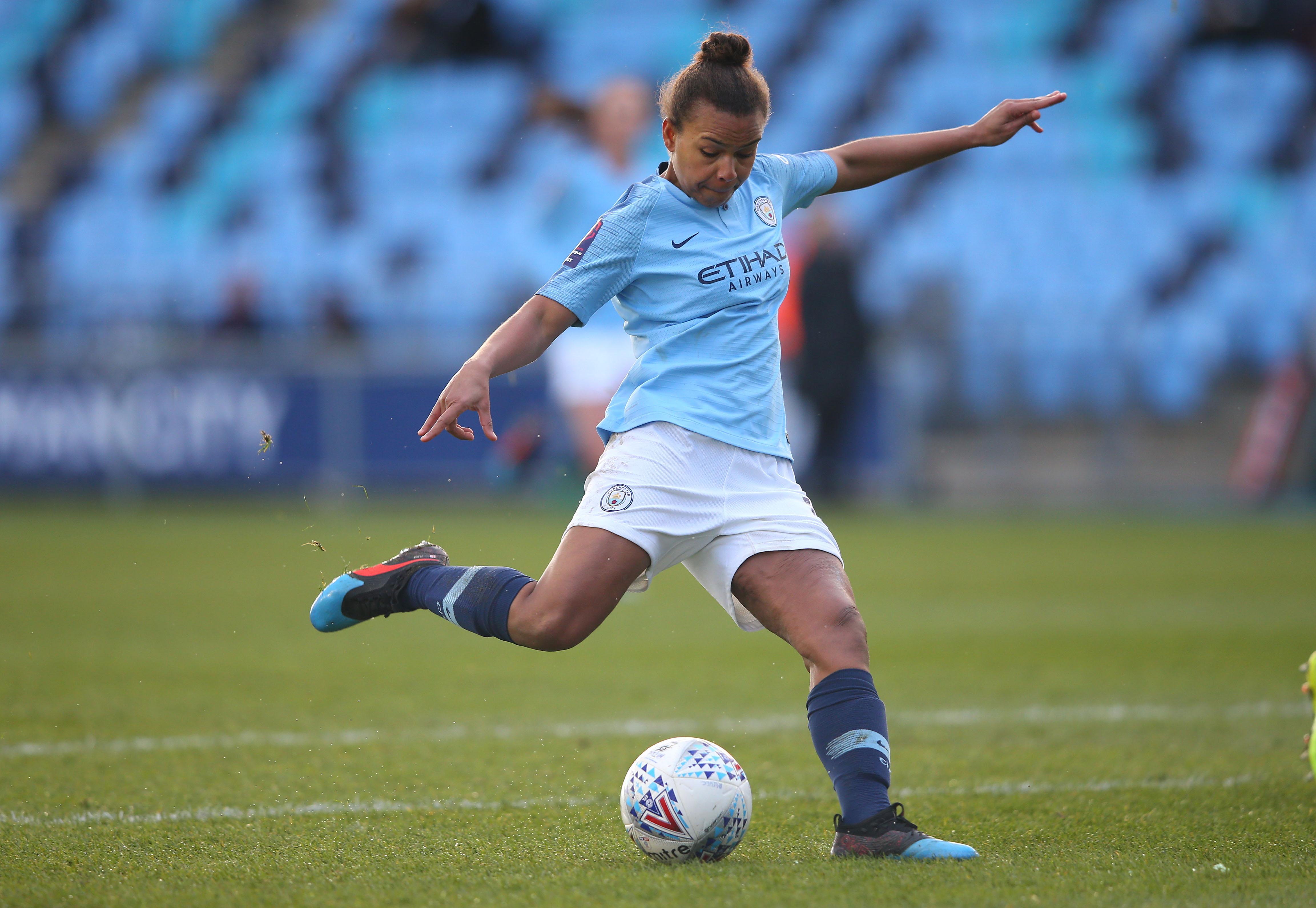 City Women remain unbeaten in WSL